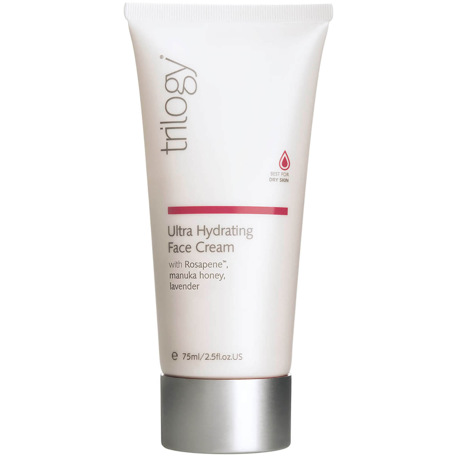Trilogy Ultra Hydrating Face Cream 2.6 oz