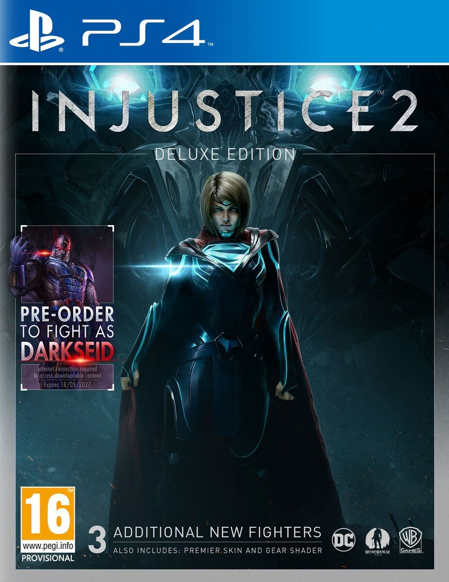 Injustice 2: Deluxe Edition