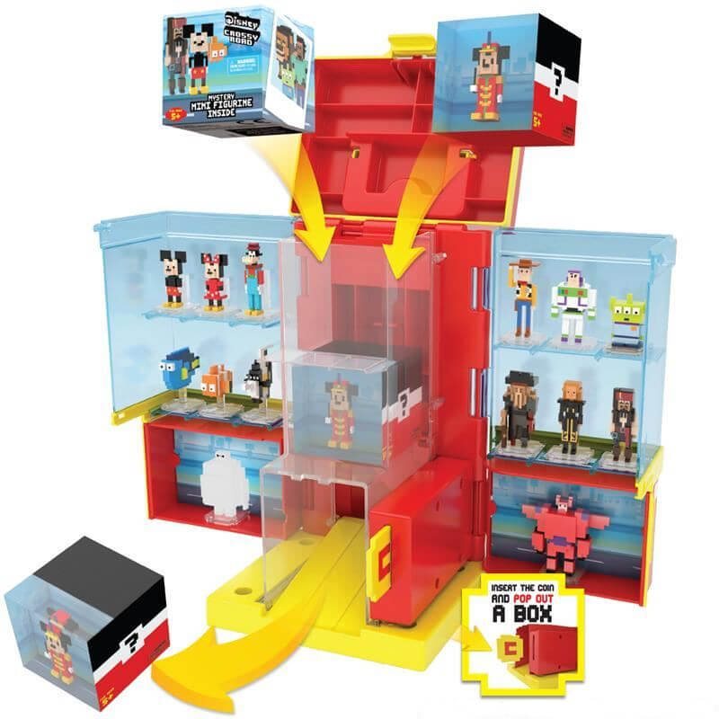 Disney Crossy Roads Minifigures Playset