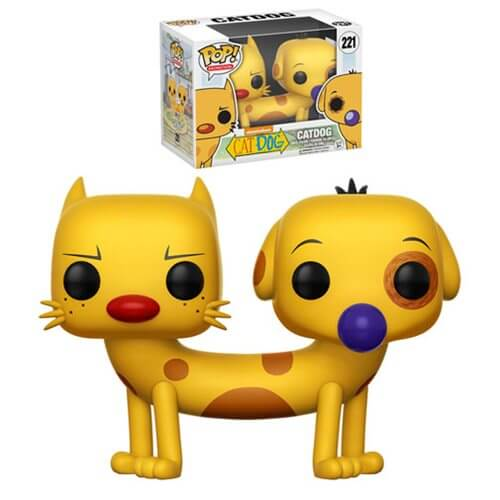Catdog Pop! Vinyl Figure