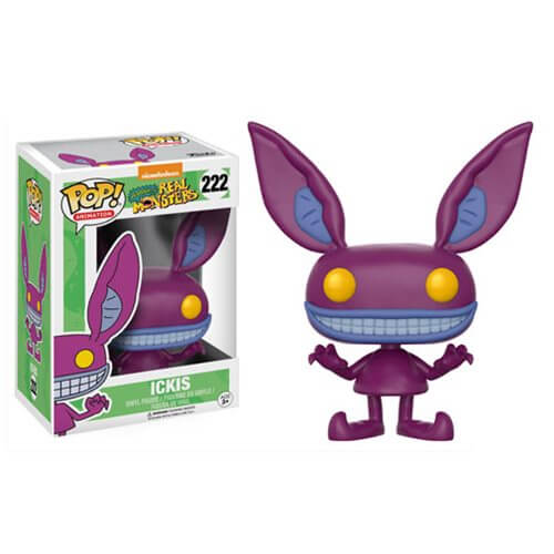Aaahh!!! Real Monsters Ickis Pop! Vinyl Figure