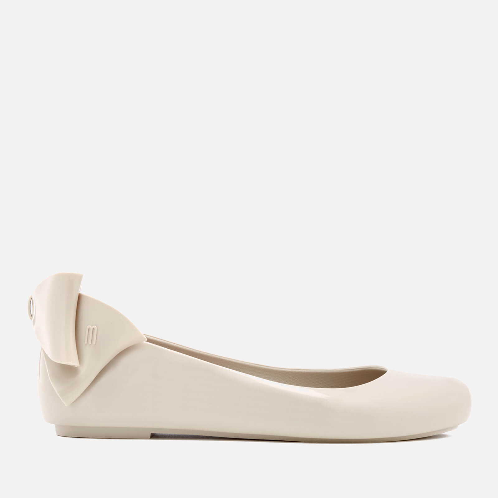 8dc0401f4f Melissa Women's Space Love Gift Bow Ballet Flats - Ivory