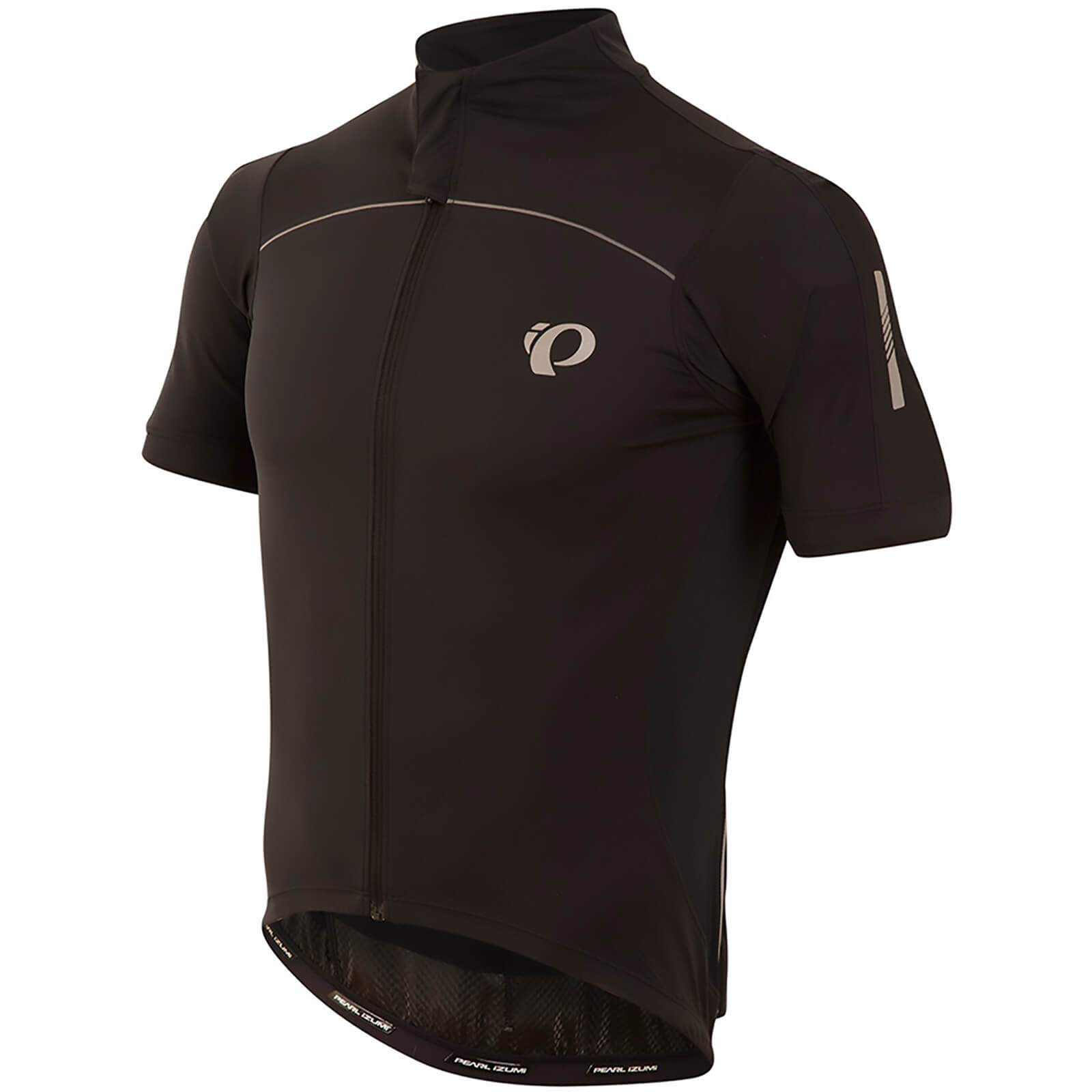 Pearl Izumi Pro Pursuit Wind Short Sleeve Jersey - Black/Black