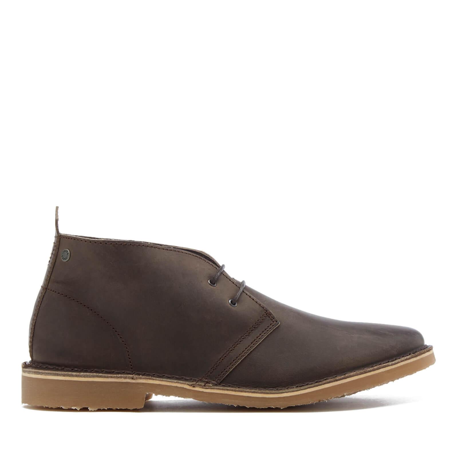 Homme Cuir Gobi Jones Chocolat Chaussures Jackamp; Désert gfYbv76y