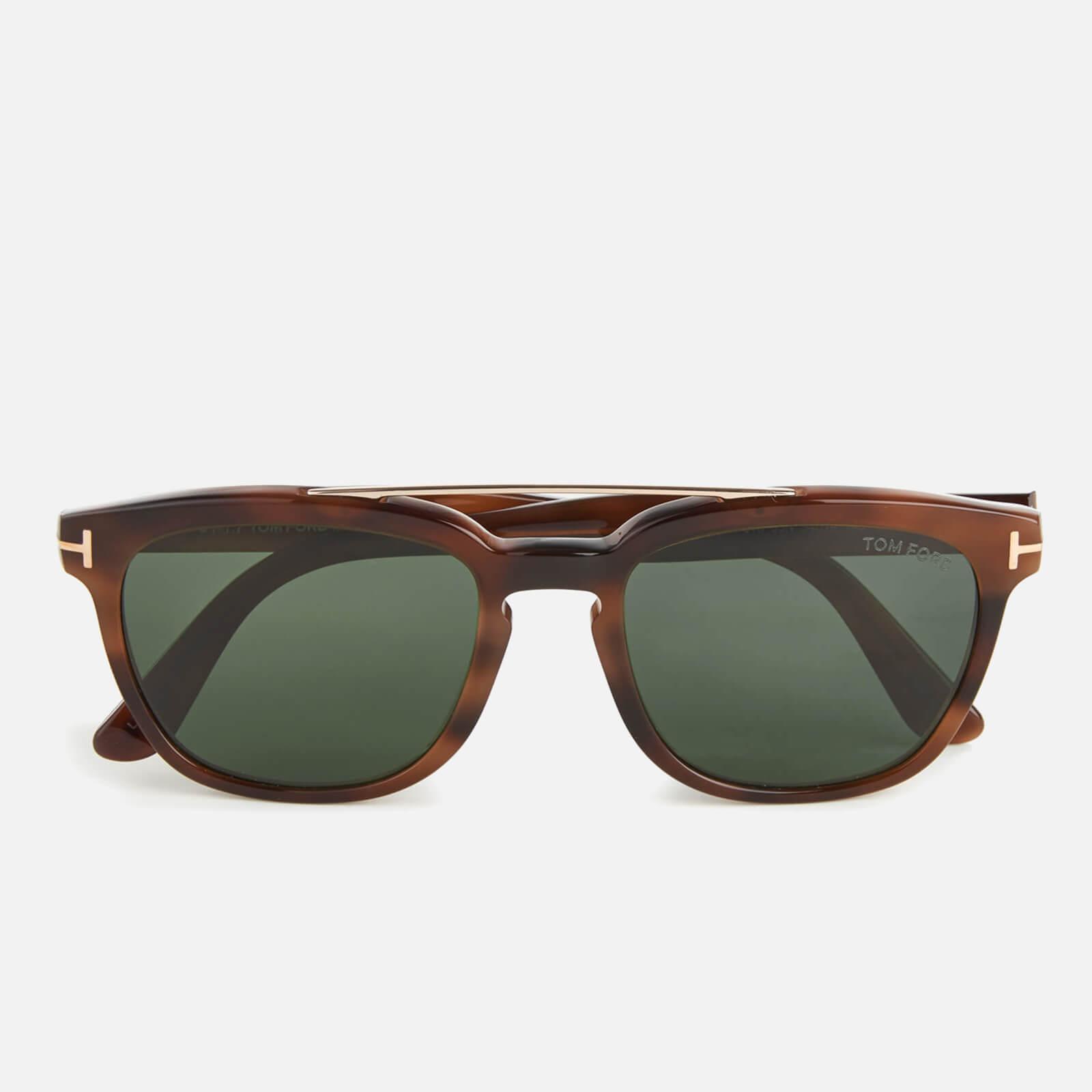cb03503797e33 Tom Ford Men s Holt Sunglasses - Tortoise Shell - Free UK Delivery over £50