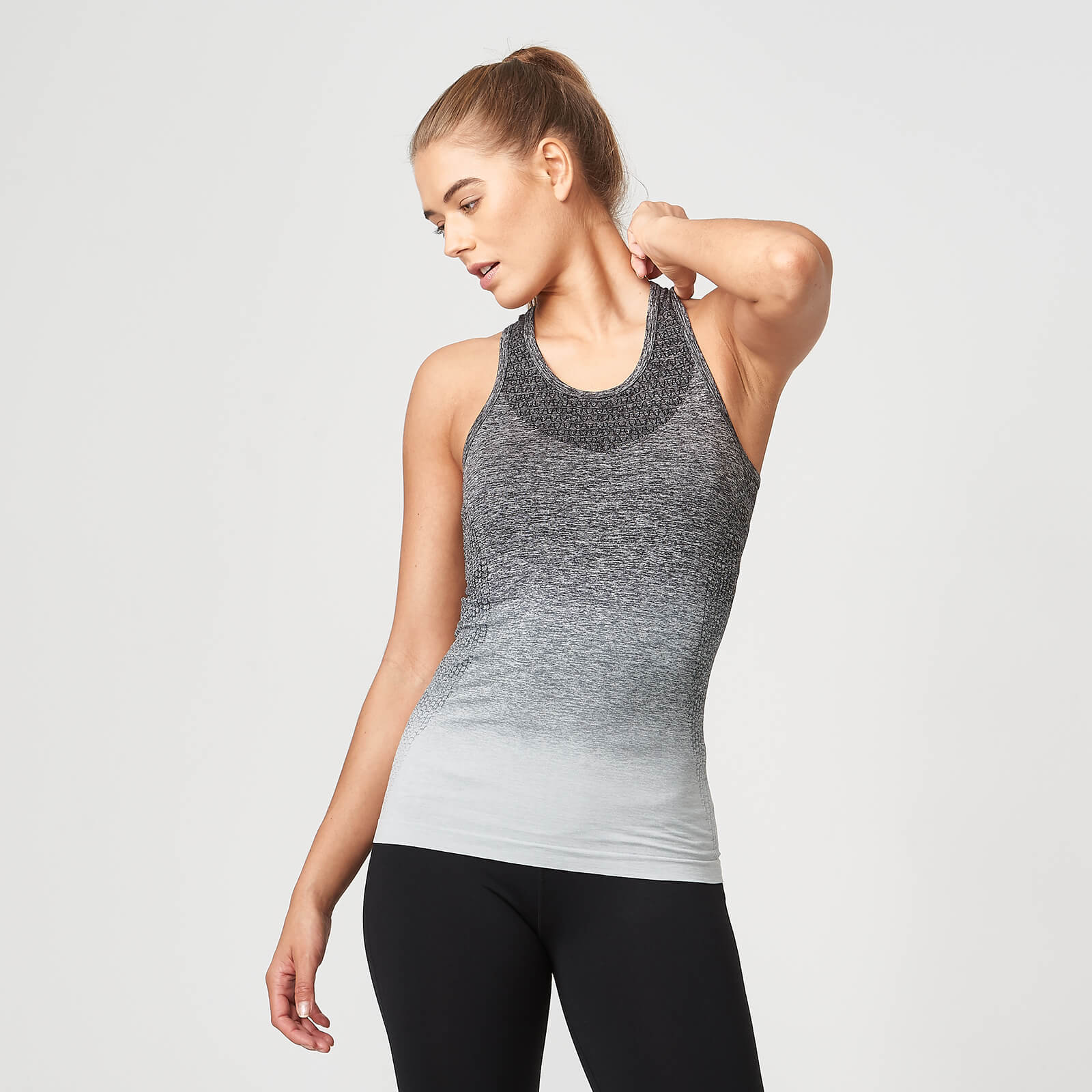 Seamless Ombre Vest
