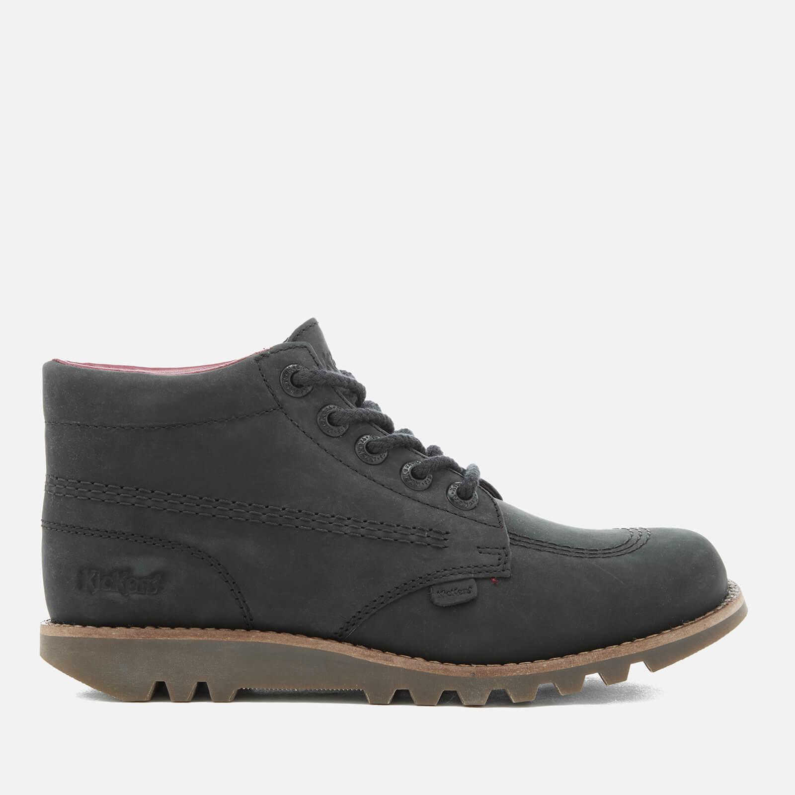 bff6423cd8b2 Kickers Women's Kick Hi C Leather Boots - Black Clothing   Zavvi