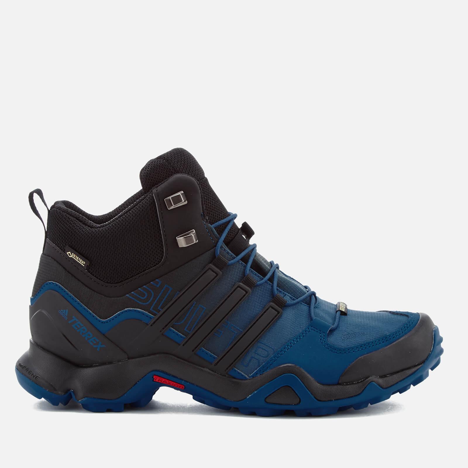 2390d5eee adidas Men s Terrex Swift R GORE-TEX Mid Boots - Core Blue Mens Footwear