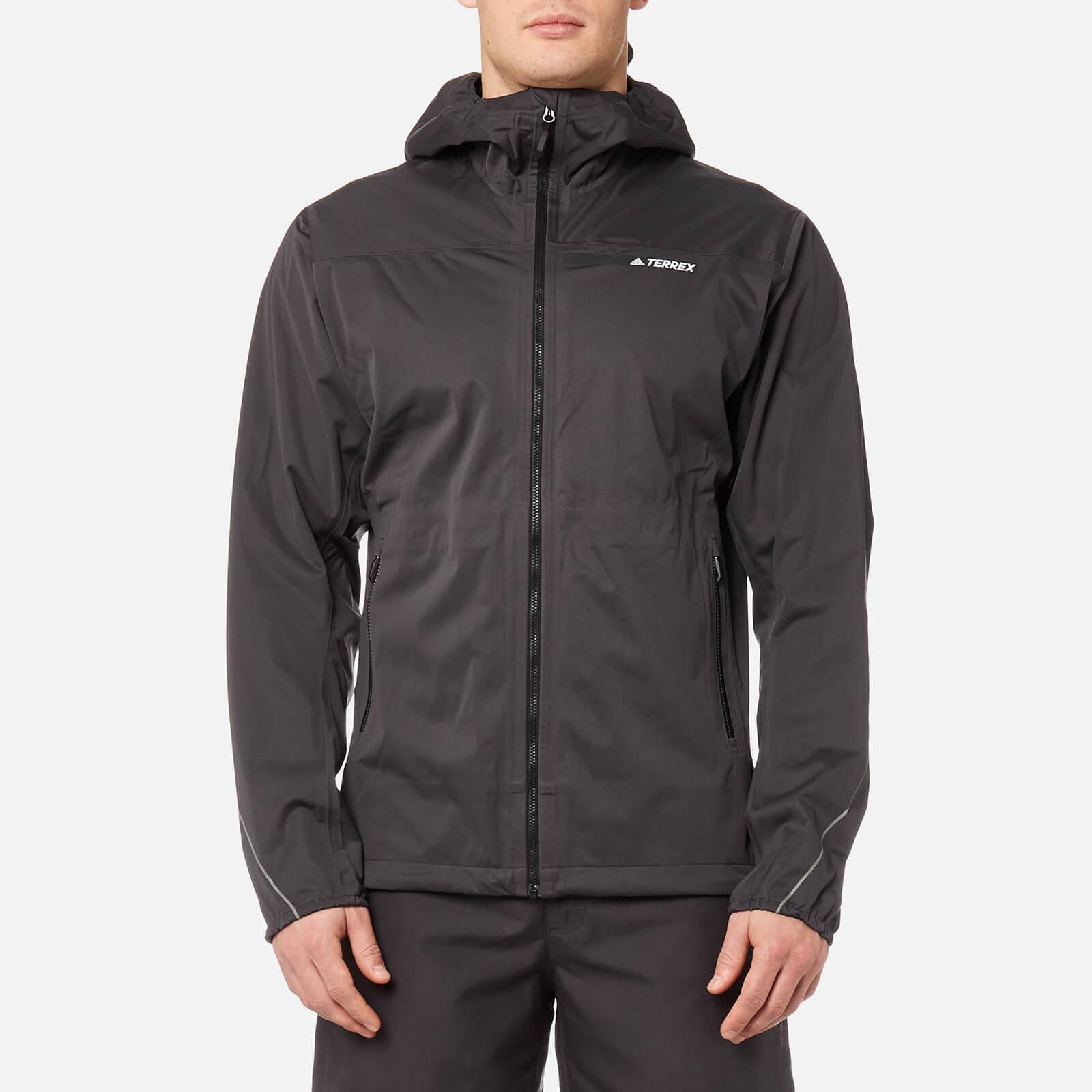 incredible prices better cheap price adidas Terrex Men's Multi 3-Layer GTX Jacket - Black