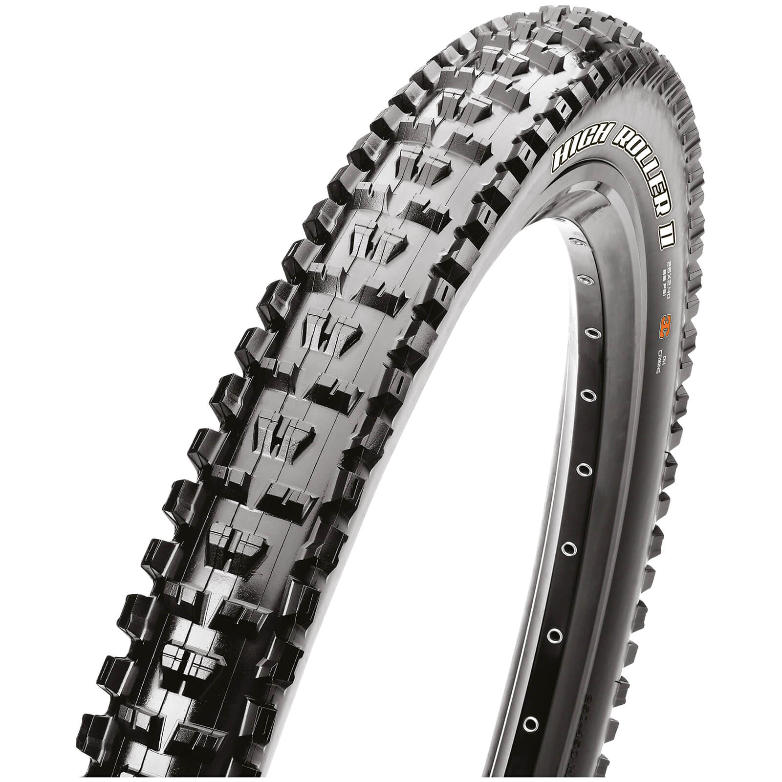 "Maxxis High Roller II Super Tacky MTB Tyre - 27.5"" x 2.40"""