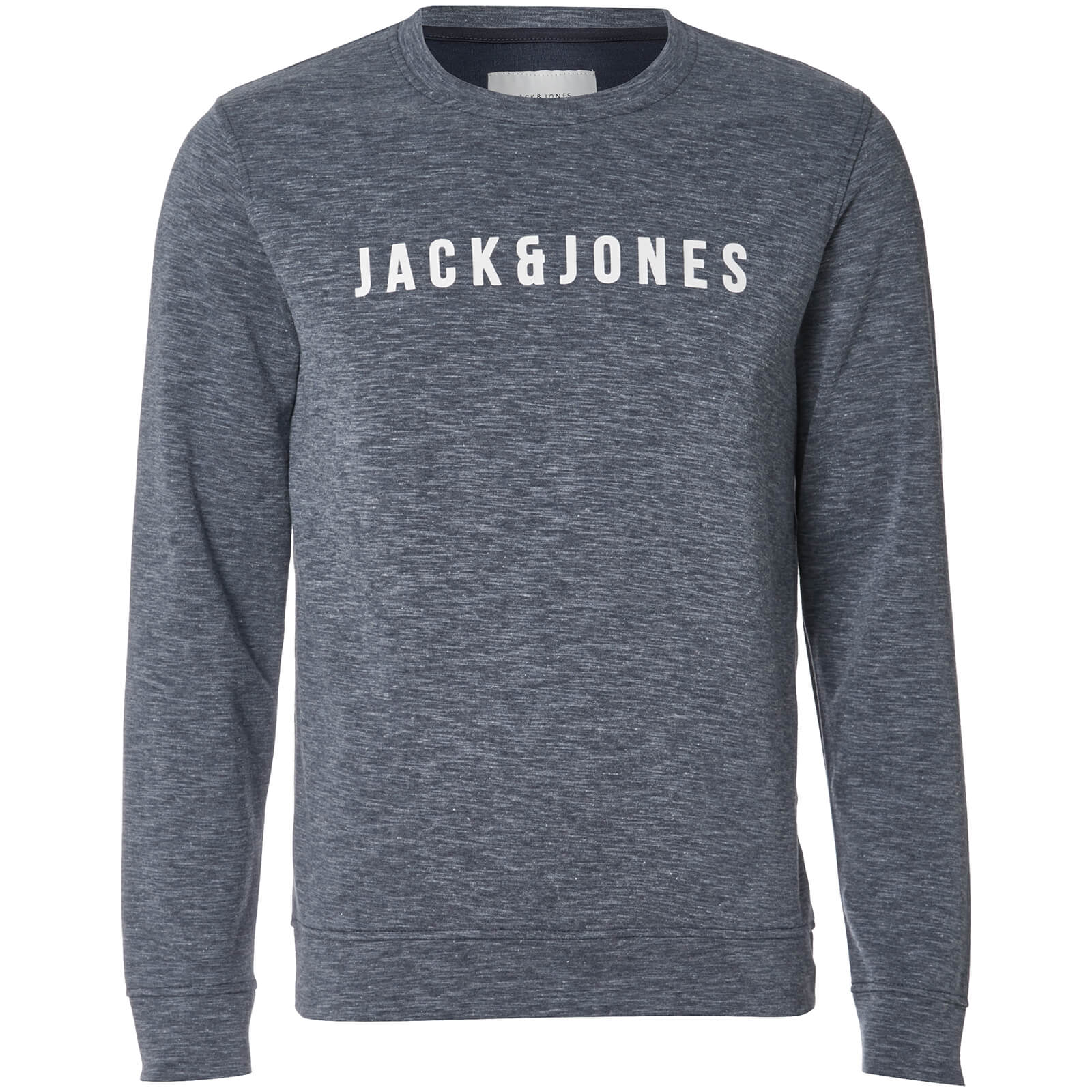 Sweat Homme Core Pase Jack & Jones - Bleu