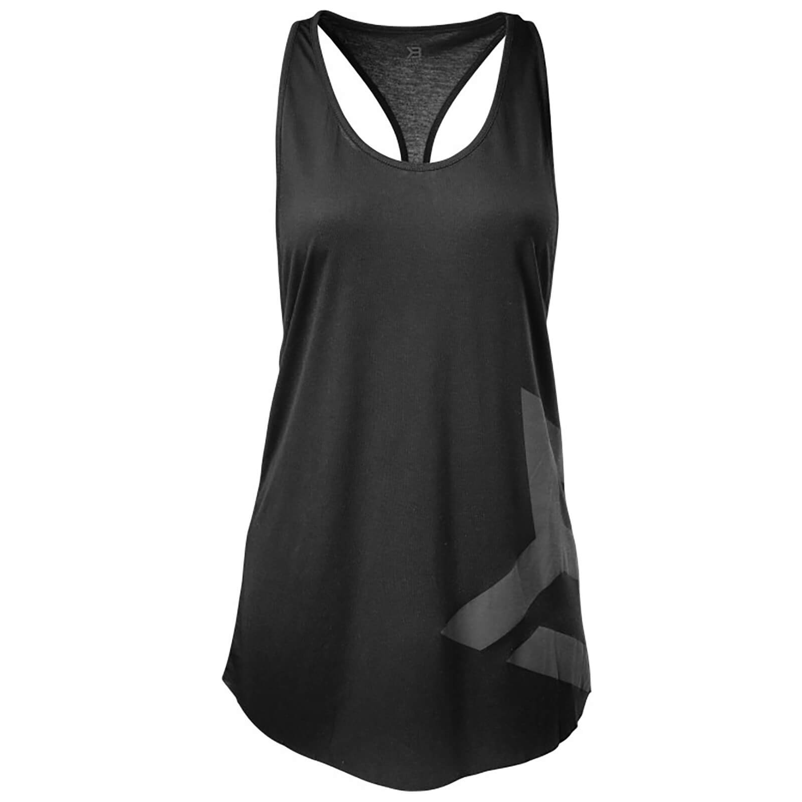 Better Bodies Chelsea T-Back Vest - Black - S