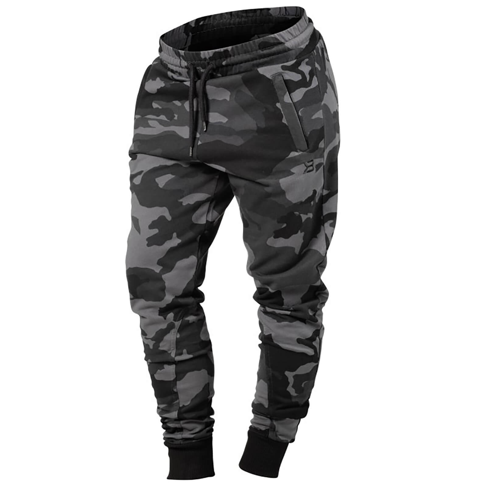 Better Bodies Jogger Sweatpants - Dark Camo - XS