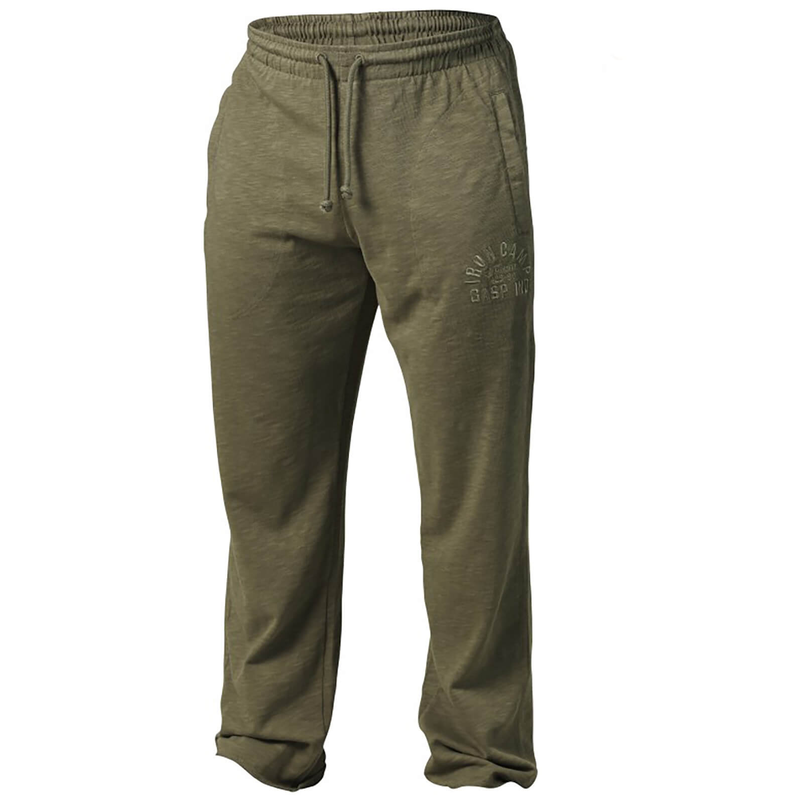 GASP Throwback Street Pants - Wash Green - S