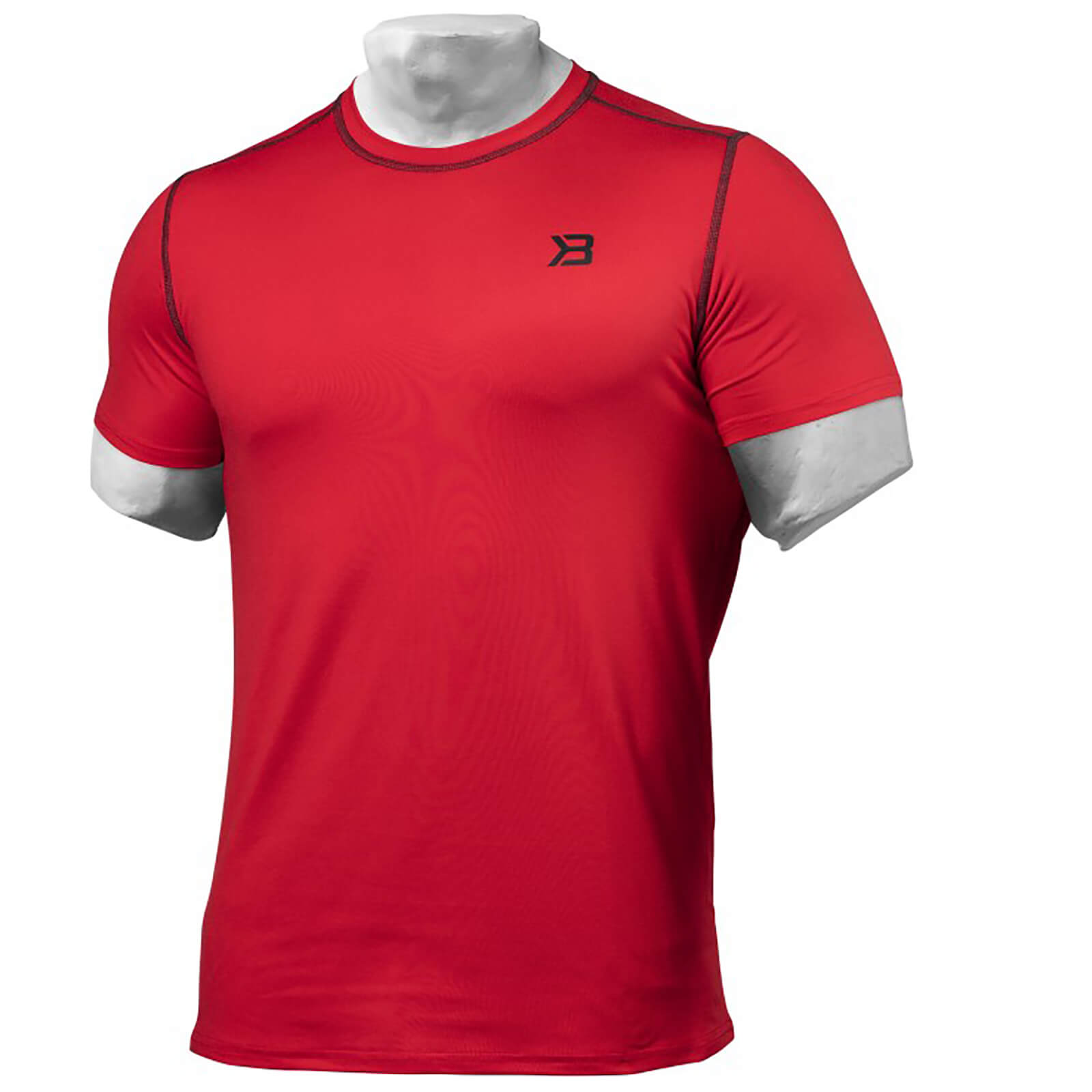 Better Bodies Performance T-Shirt - Bright Red - S