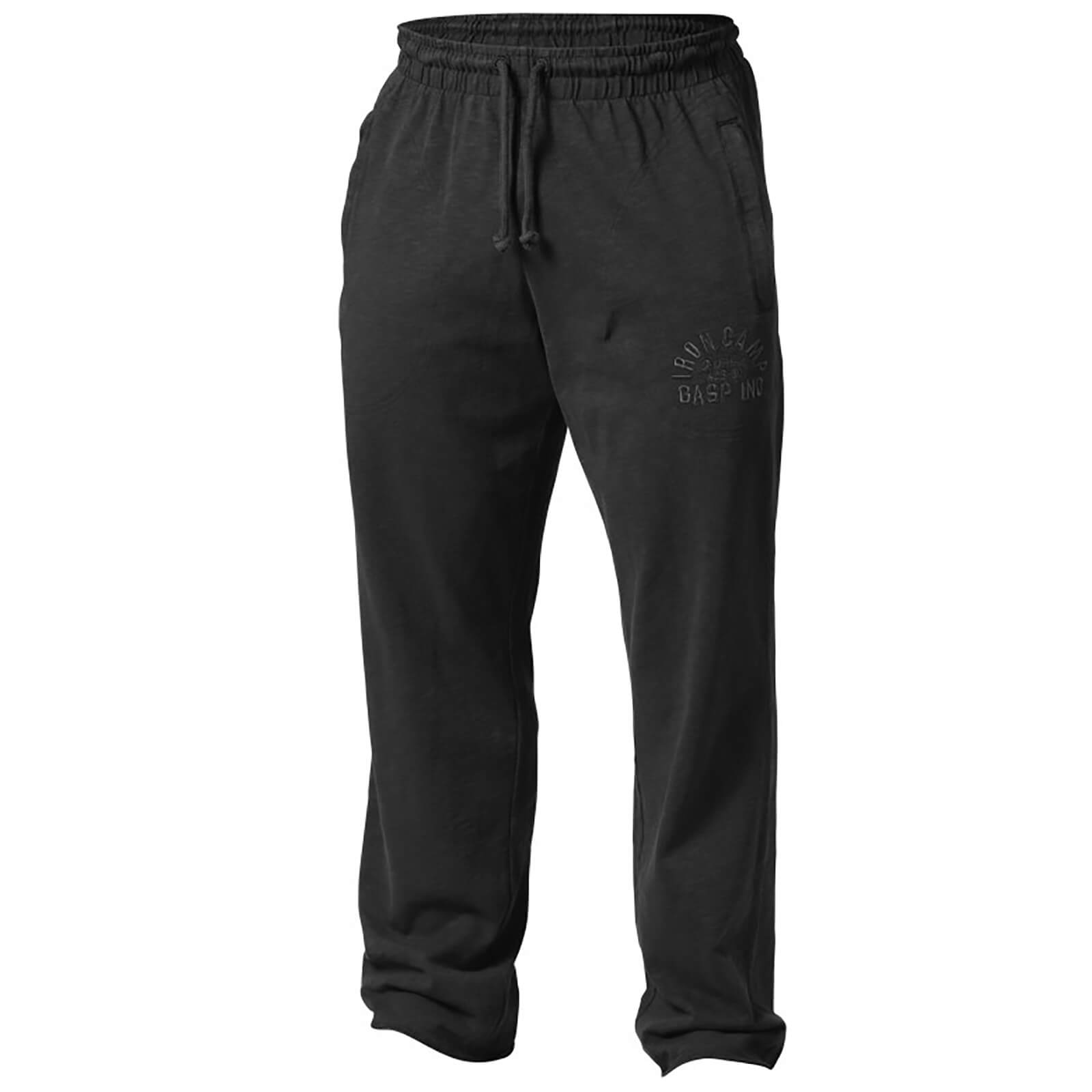 GASP Throwback Street Pants - Wash Black