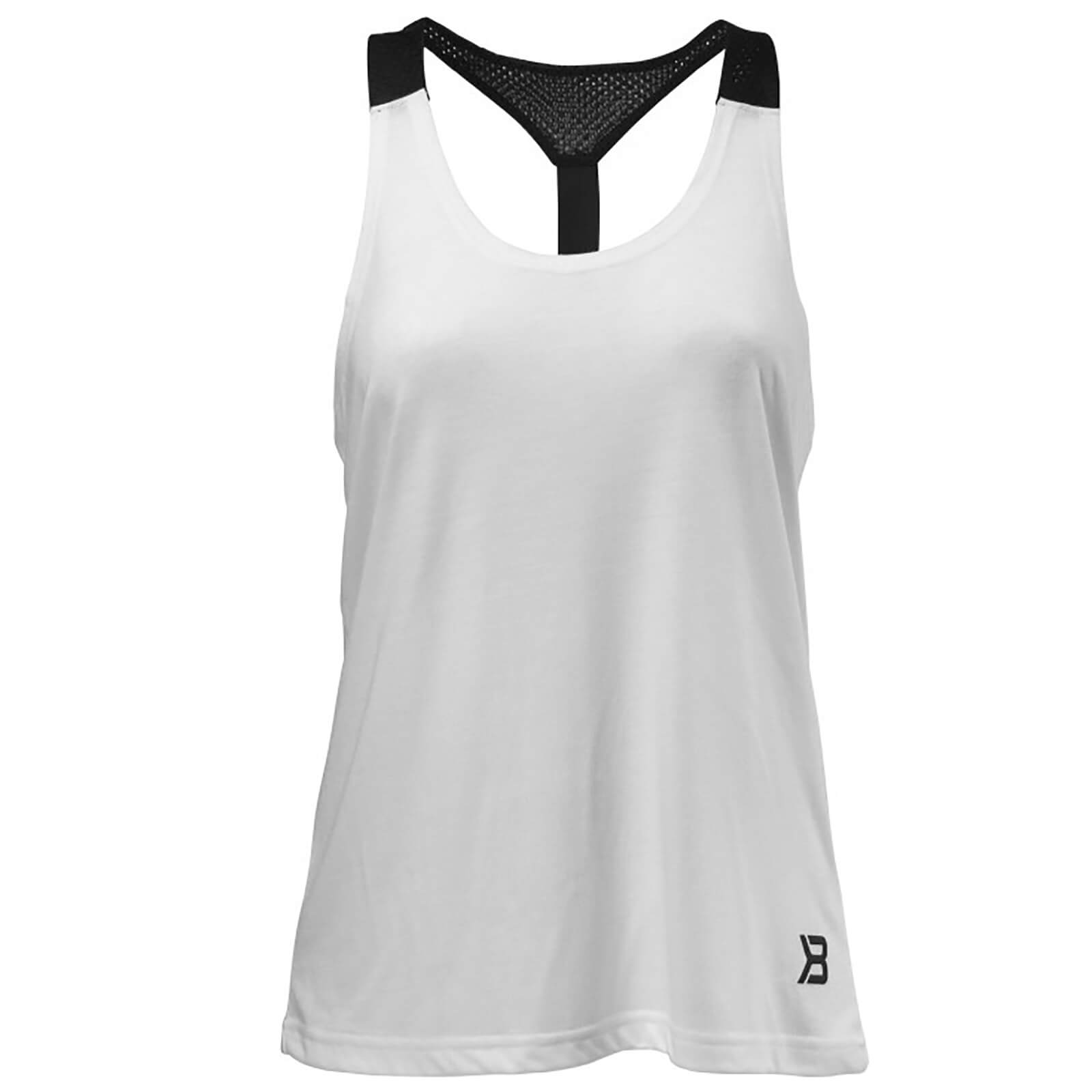 Better Bodies Loose Fit Tank Top - White
