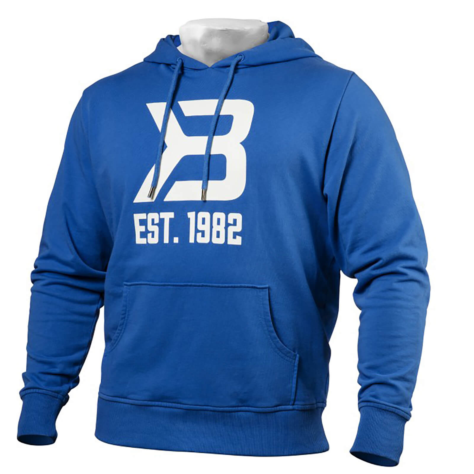 Better Bodies Gym Hoody - Bright Blue - S