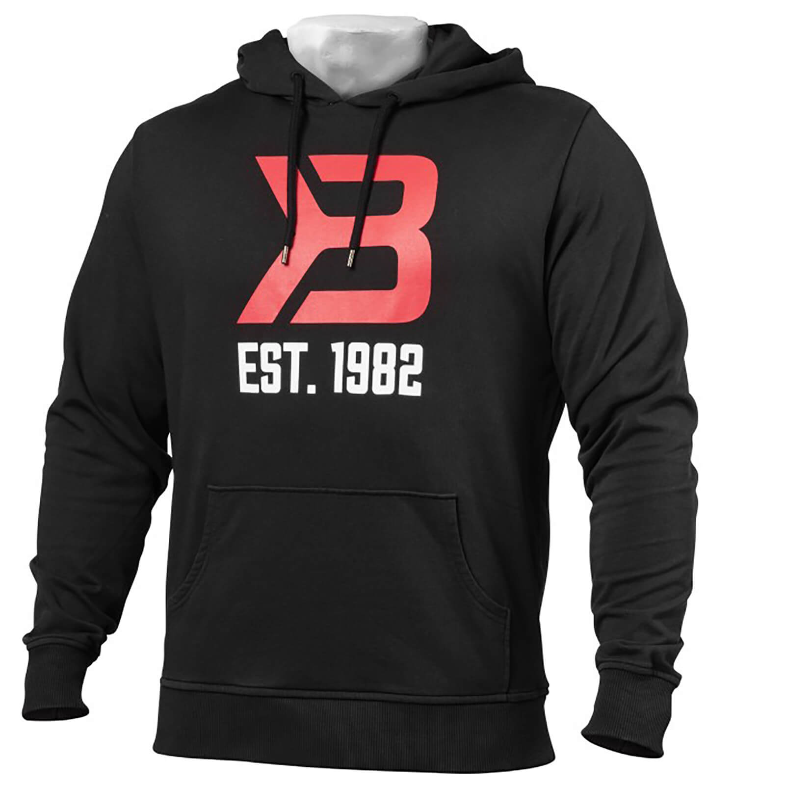 Better Bodies Gym Hoody - Black - S