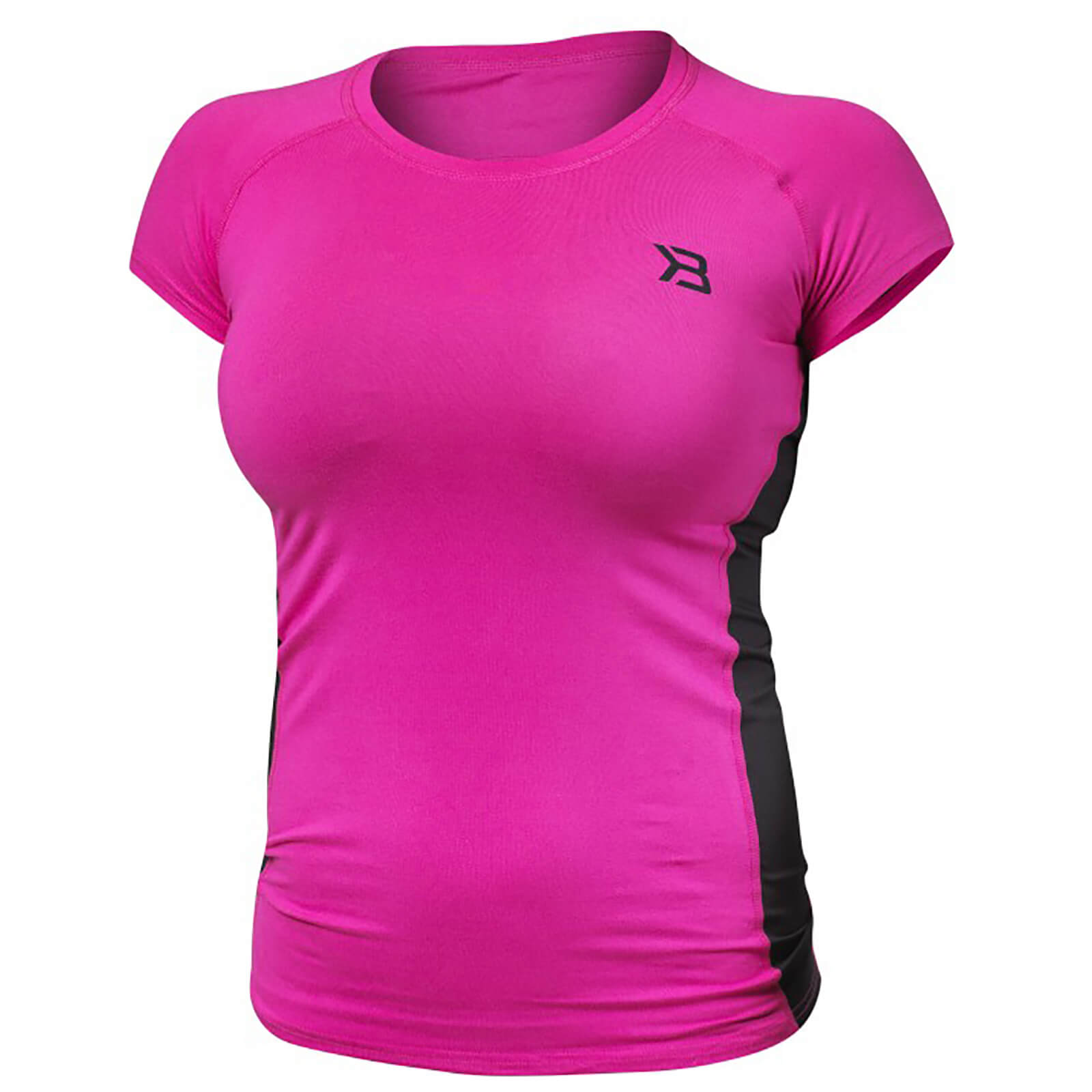 Better Bodies Performance Soft T-Shirt - Hot Pink