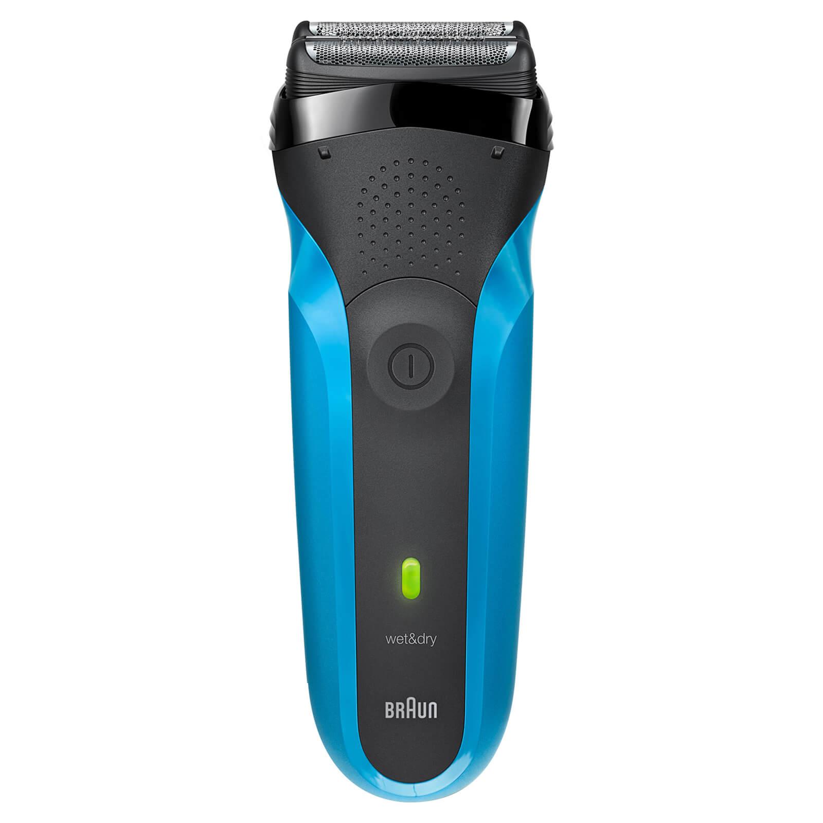 Braun Series 3 310s rasoio elettrico wet and dry