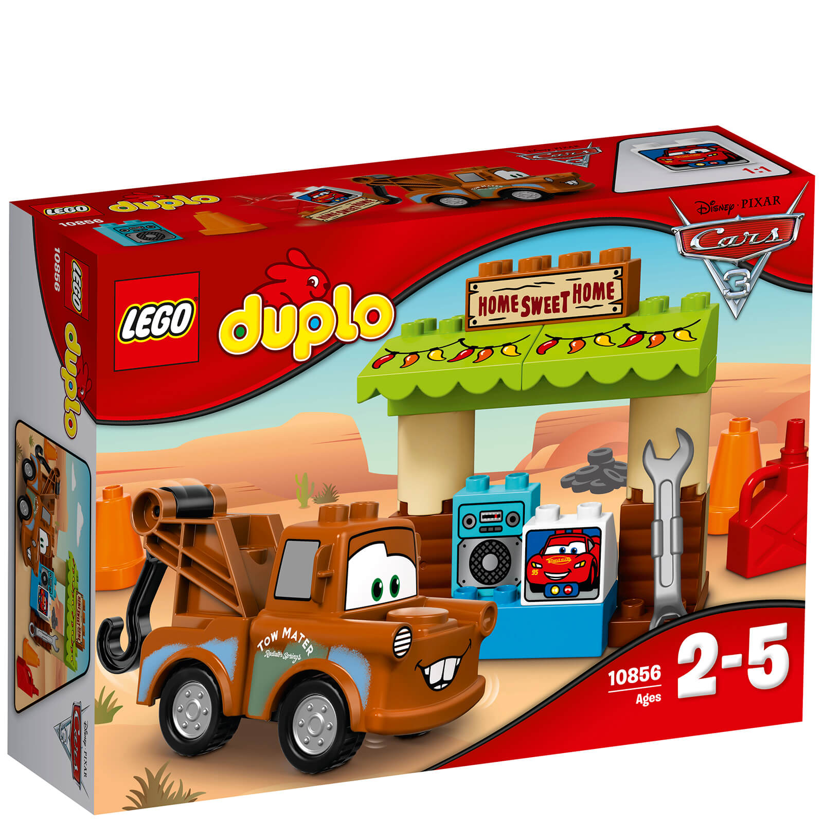 LEGO DUPLO: Cars 3 Mater