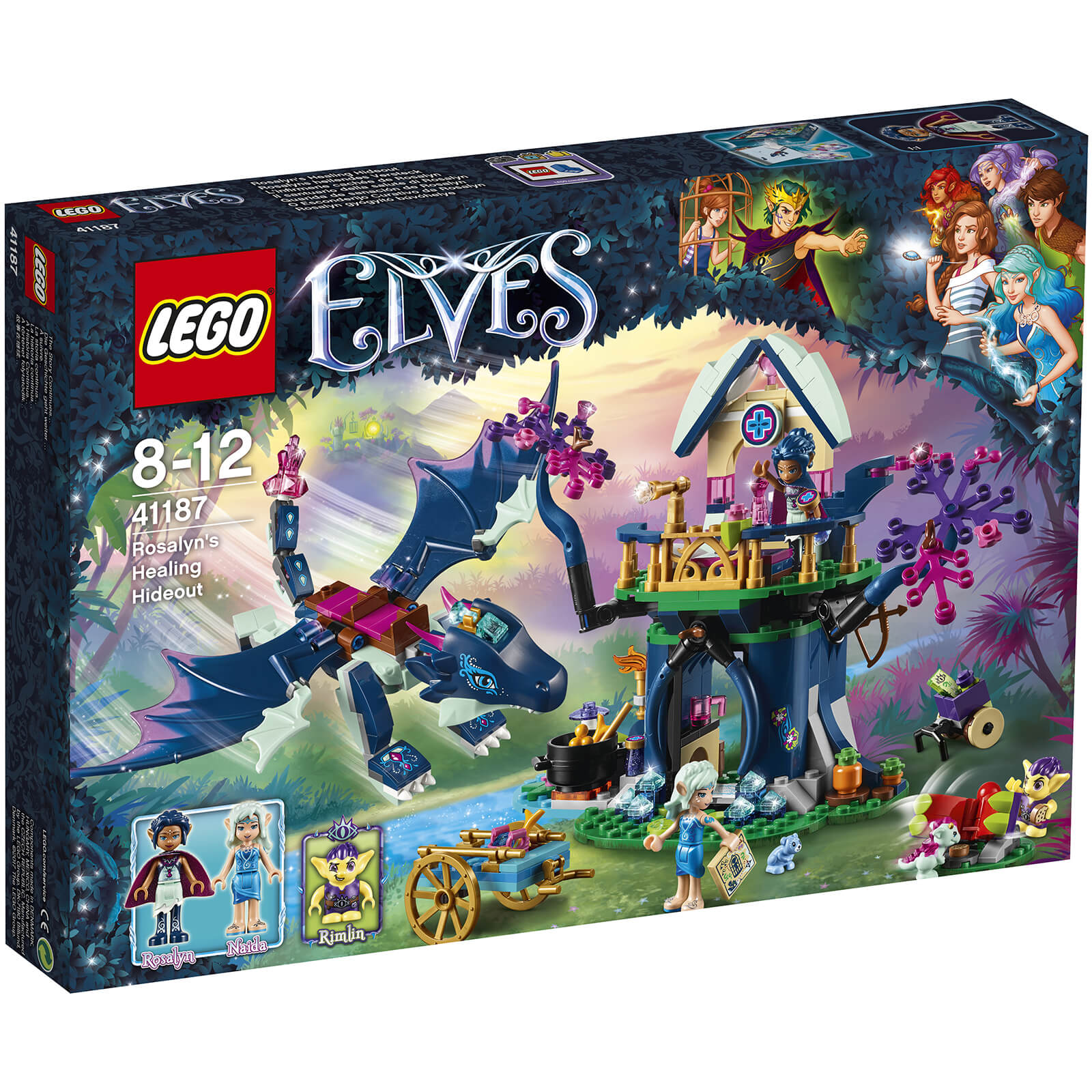 LEGO Elves: Rosalyn
