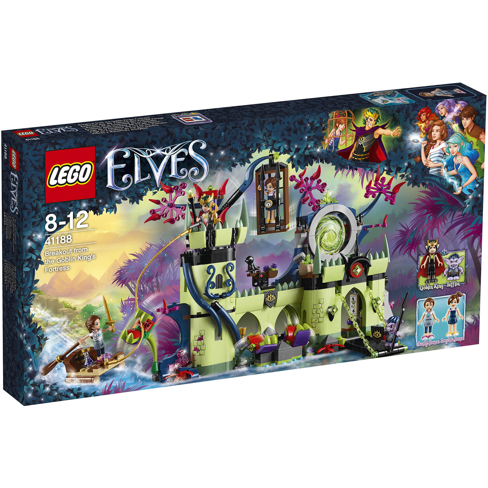 LEGO Elves: Breakout from the Goblin King