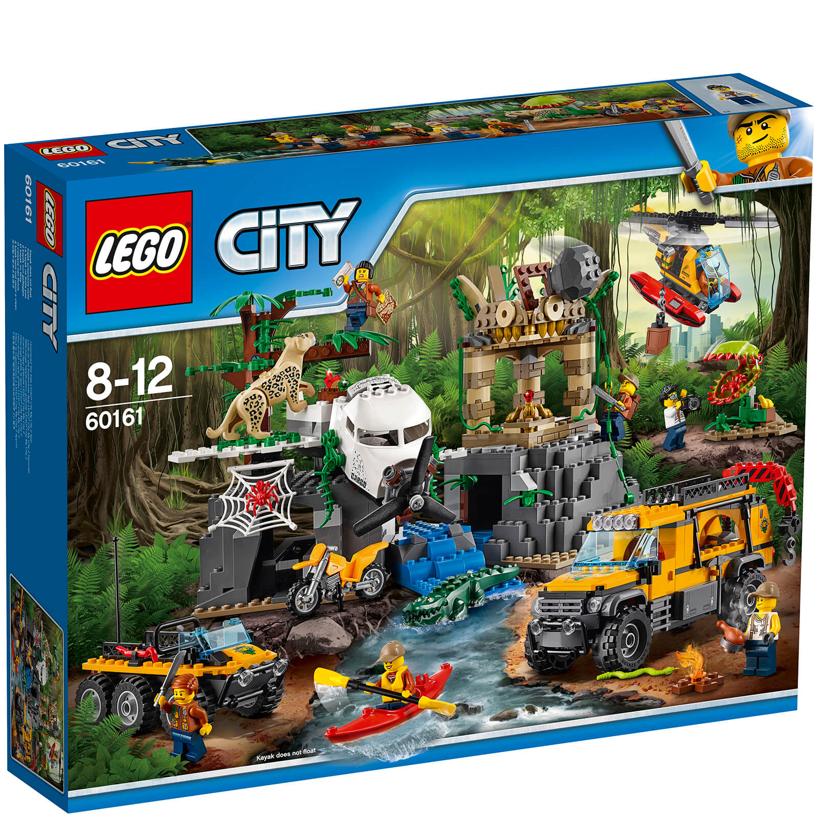 LEGO City: Le site d