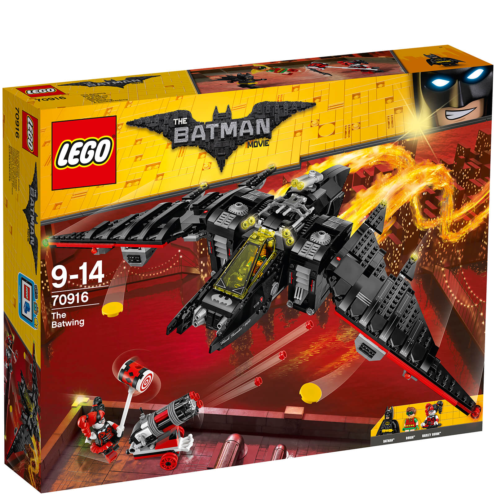 LEGO Batman: The Batwing (70916)