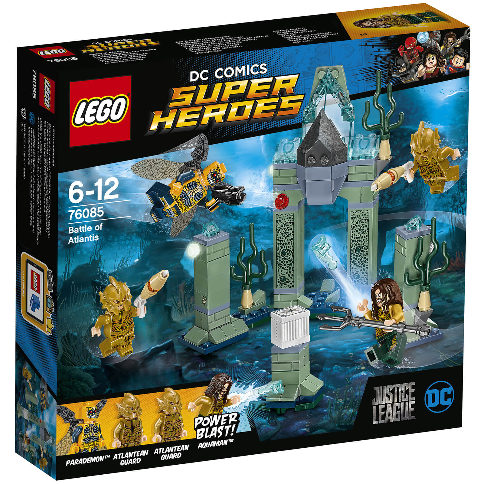 LEGO DC Comics Superheroes: Justice League 1 (76085)