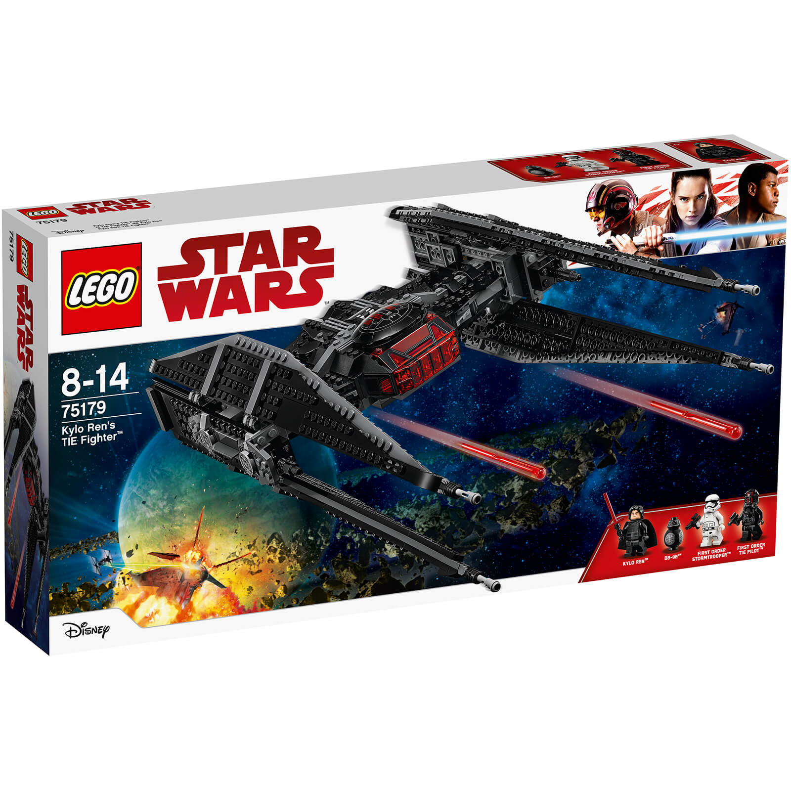 LEGO Star Wars Episode VIII: Kylo Ren
