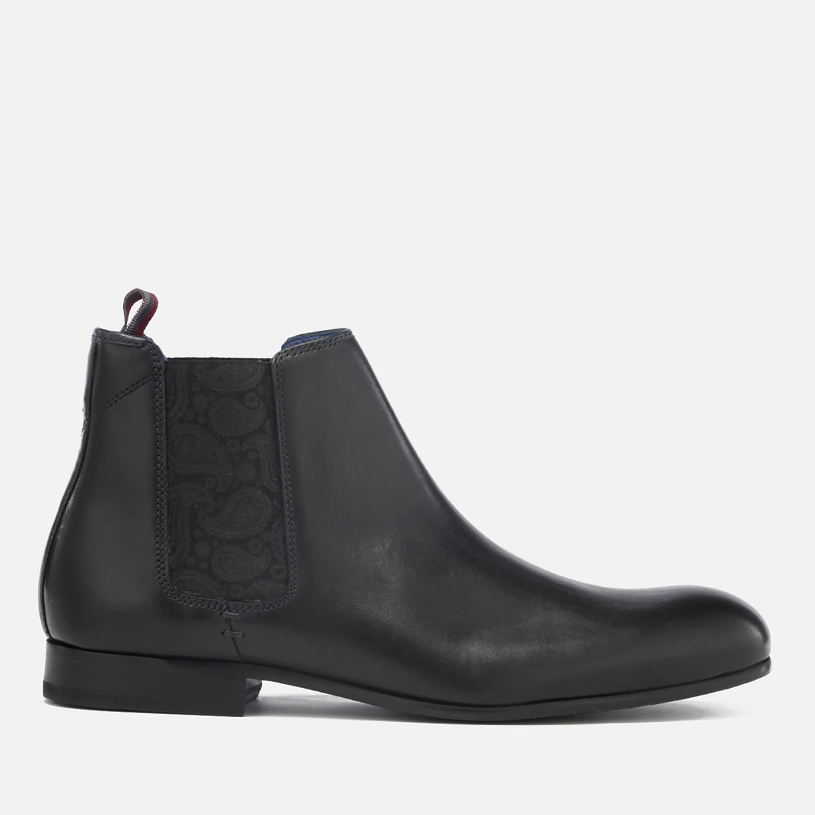 74f0221dc Ted Baker Men s Kayto Leather Chelsea Boots - Black Mens Footwear ...