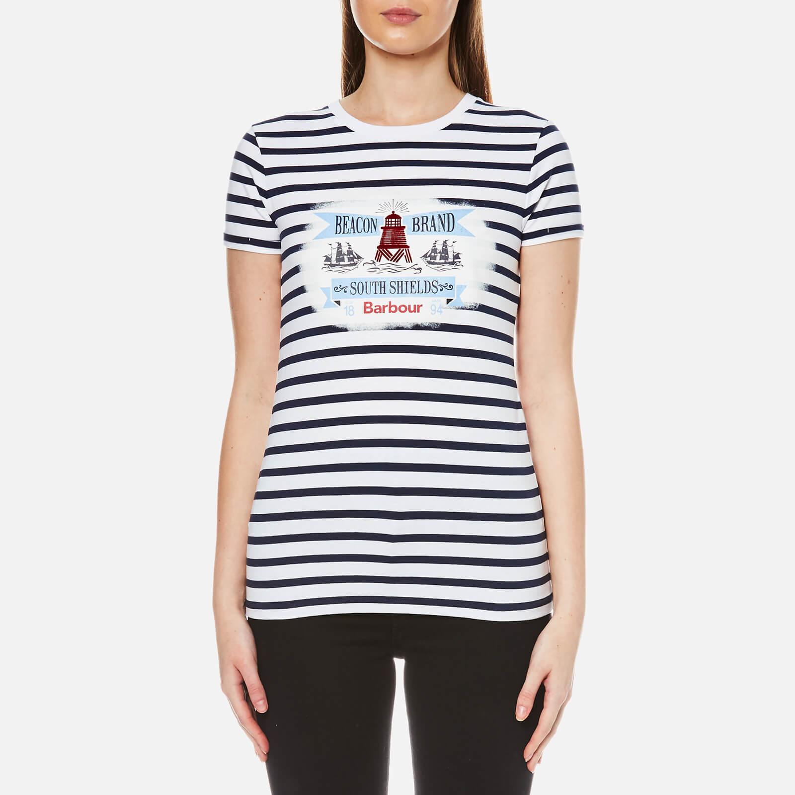 c160b1c7fd4 Barbour Women's Blakeney T-Shirt - French Navy