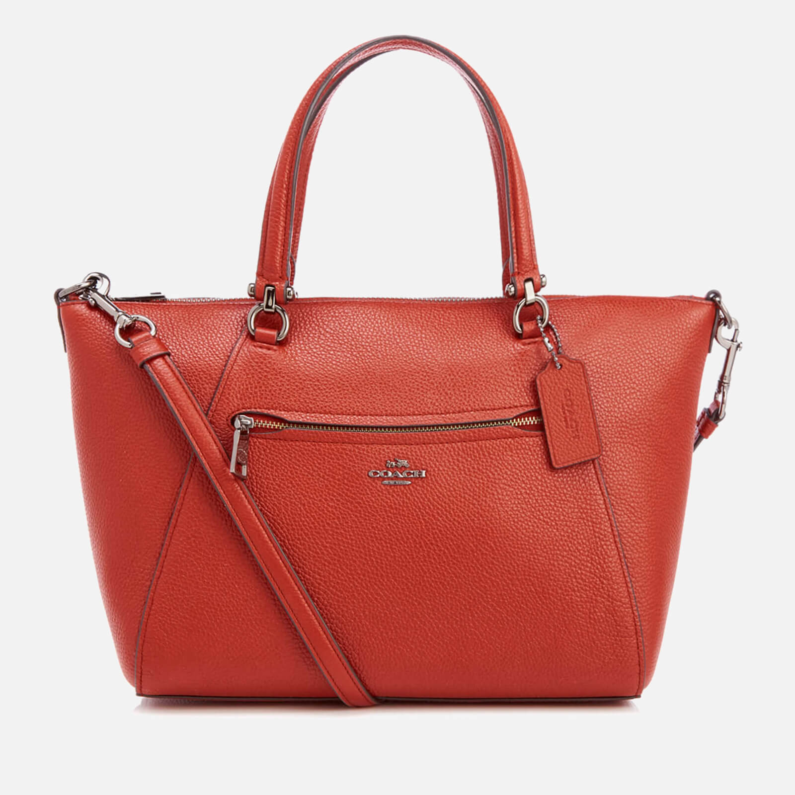 1bd67a5c0a6c Coach Women s Prairie Satchel - Terracotta - Free UK Delivery over £50