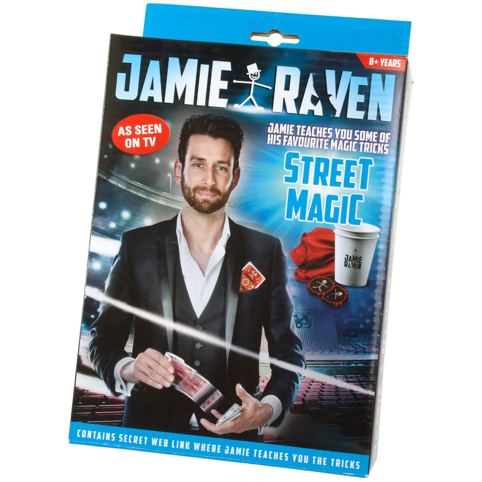 Jamie Raven Street Magic
