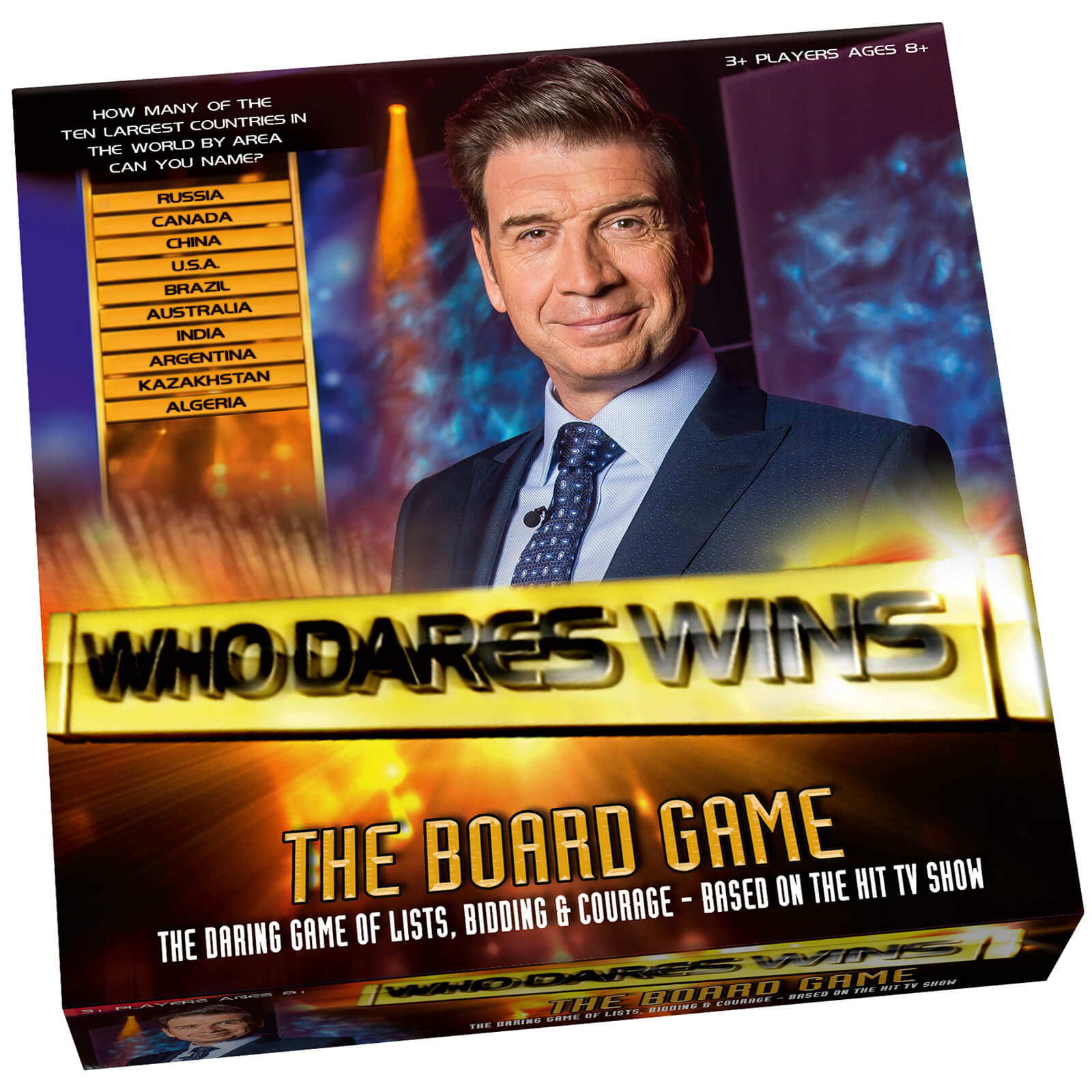 Who Dares Wins Game