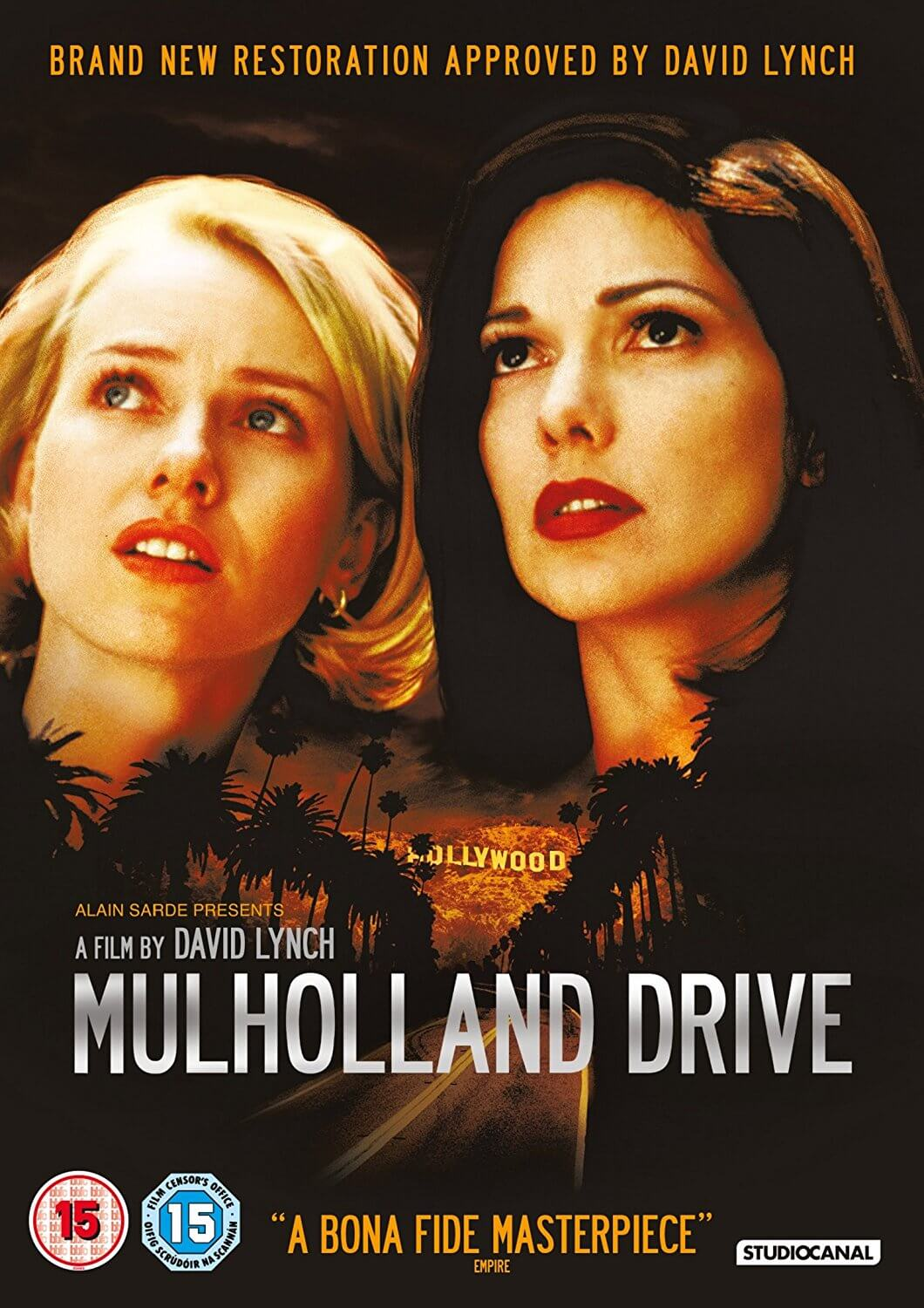 Mulholland Drive (Digitally Restored)