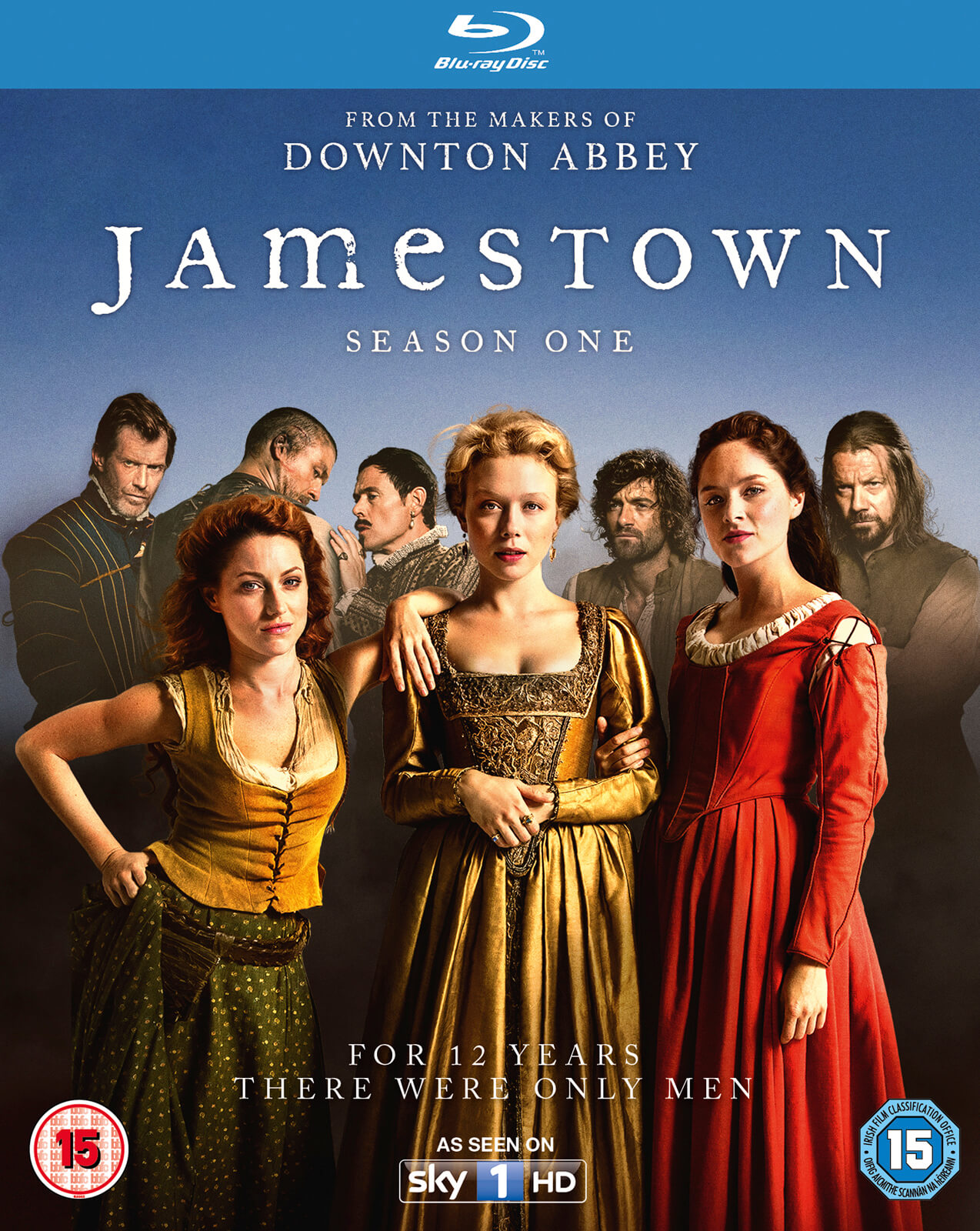 Jamestown - Season 1