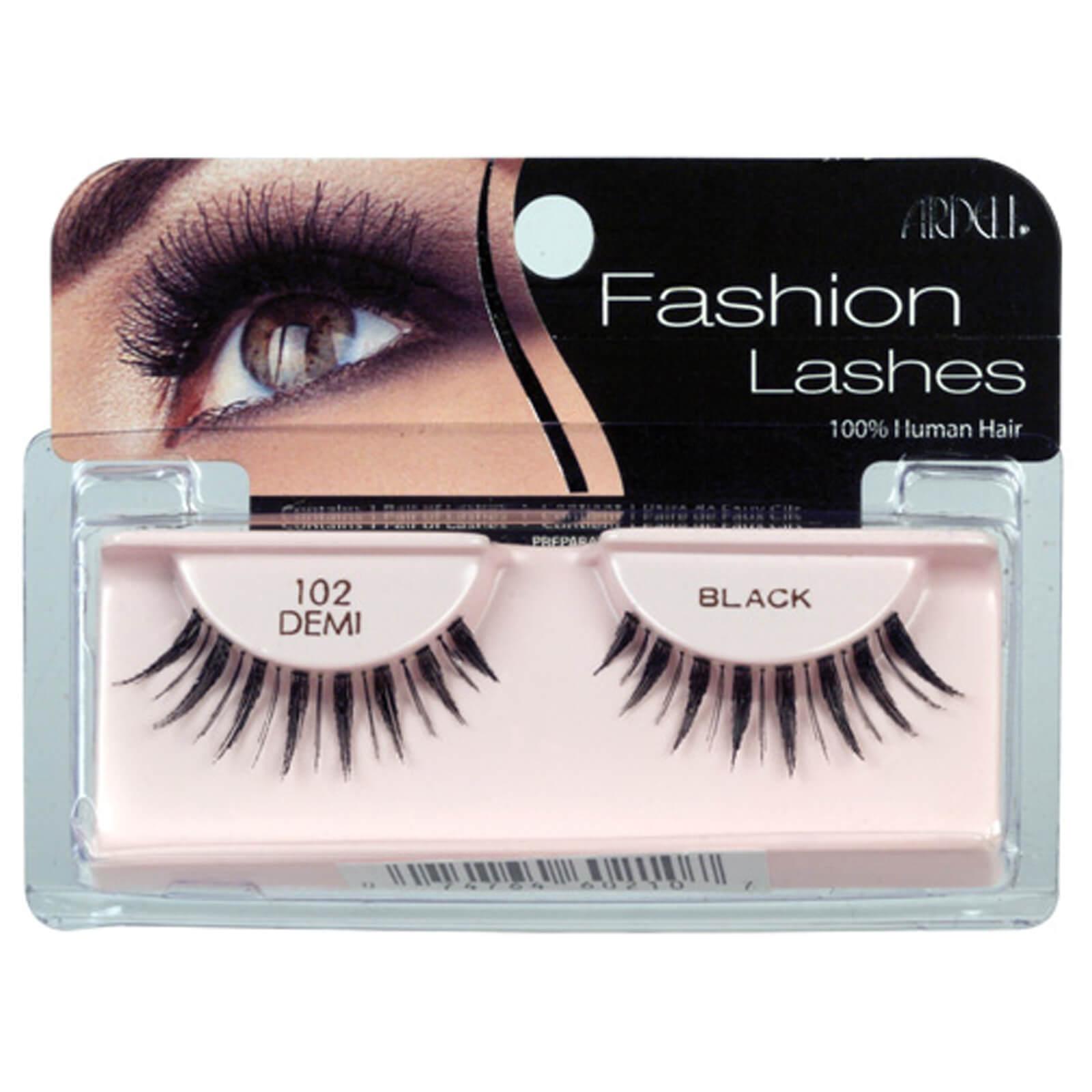 650263b7c46 Ardell Fashion Lashes 102 Demi Black   Buy Online At RY