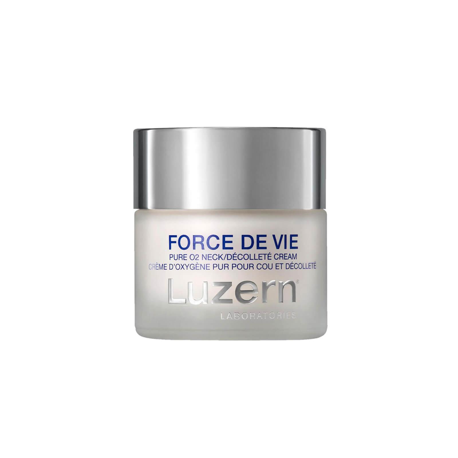 Luzern Force De Vie Pure O2 Neck/Decollete Cream 60ml