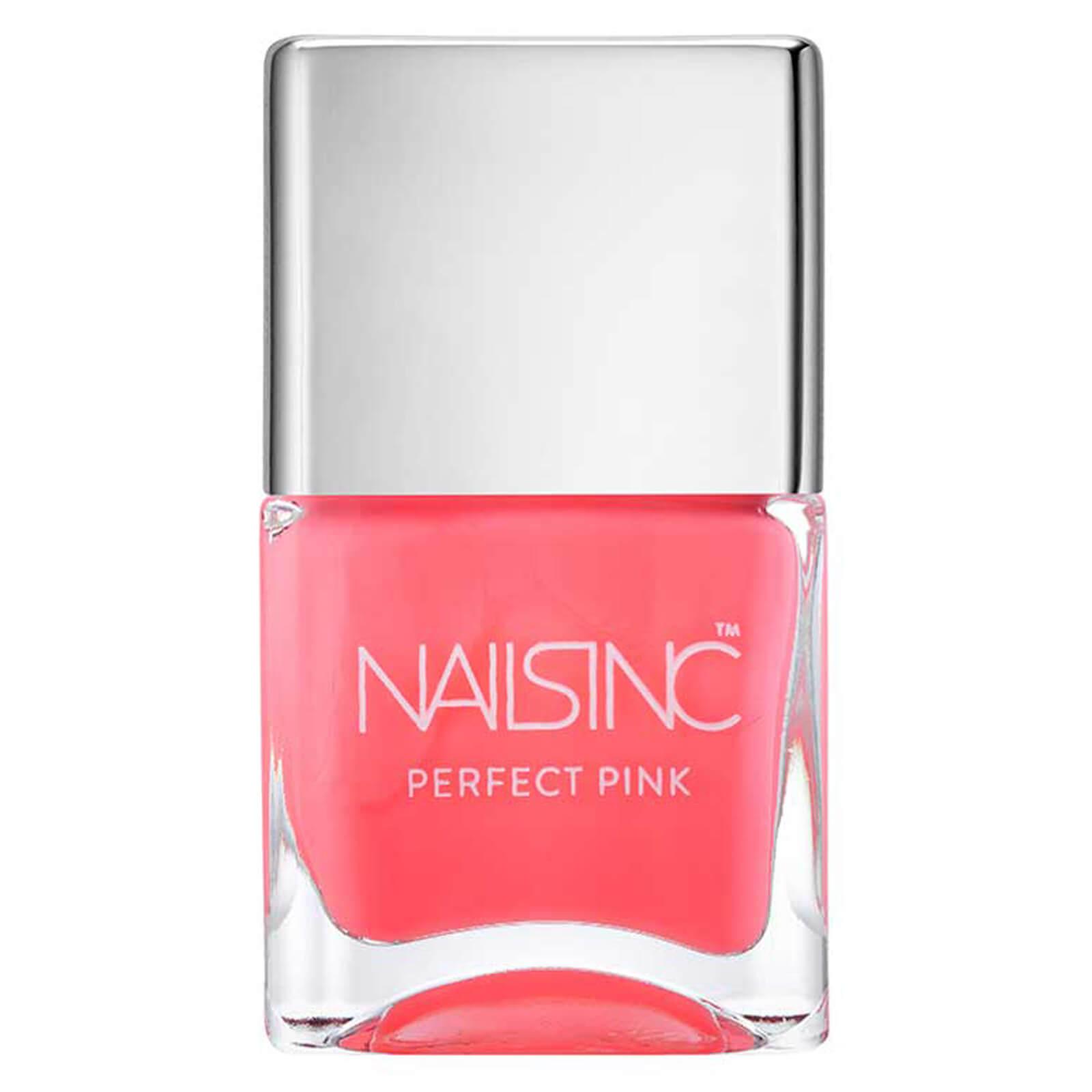 nails inc. Rose Street Perfect Pink Nail Polish 14ml   SkinStore