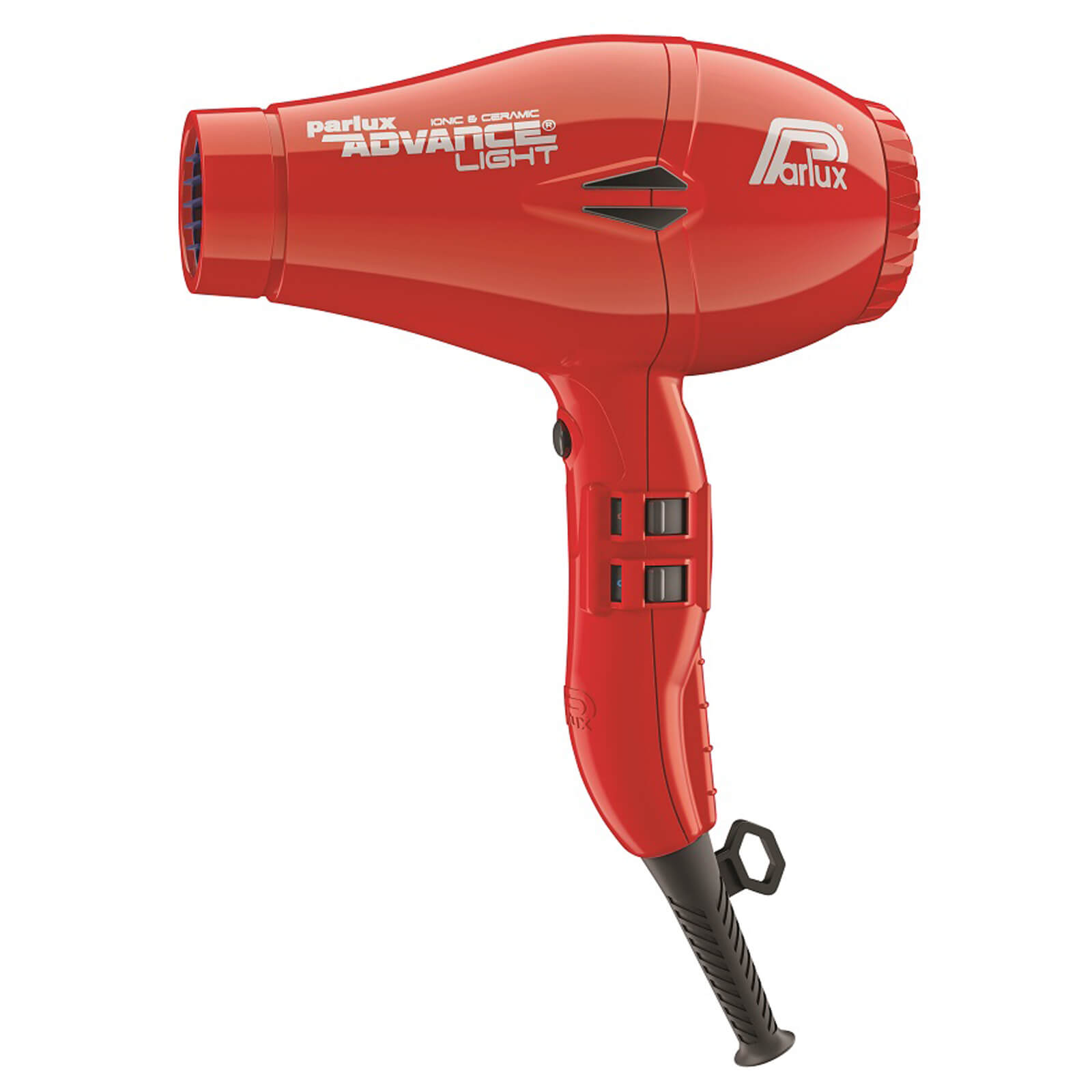 Parlux Advance Light Ionic And Ceramic Dryer - Red