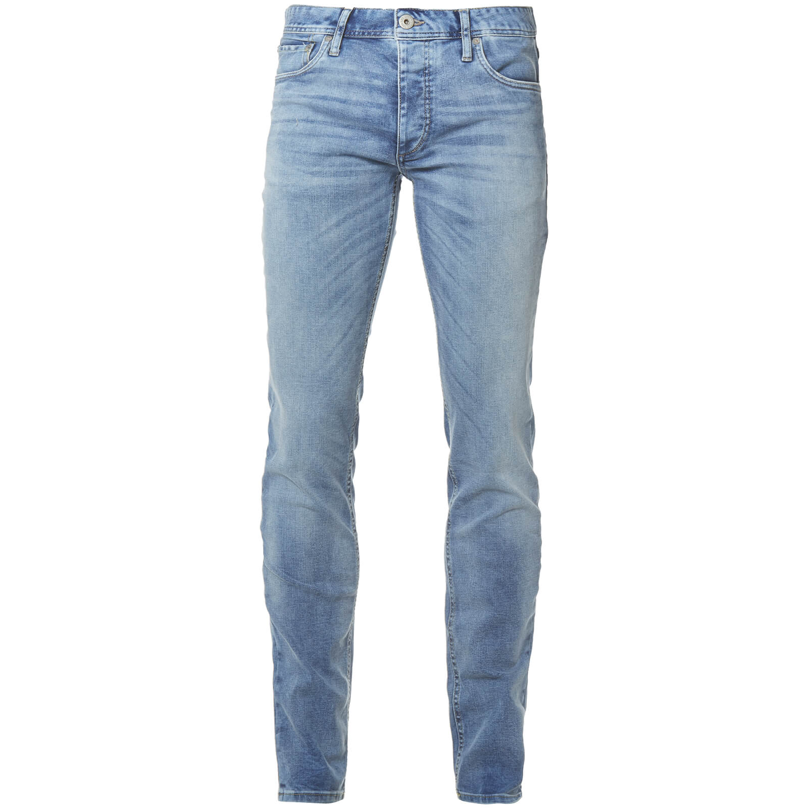 Perseo Pace della mente Frutteto  Jack & Jones Originals Men's Tim 722 Slim Fit Jeans - Blue Denim Mens  Clothing - Zavvi UK