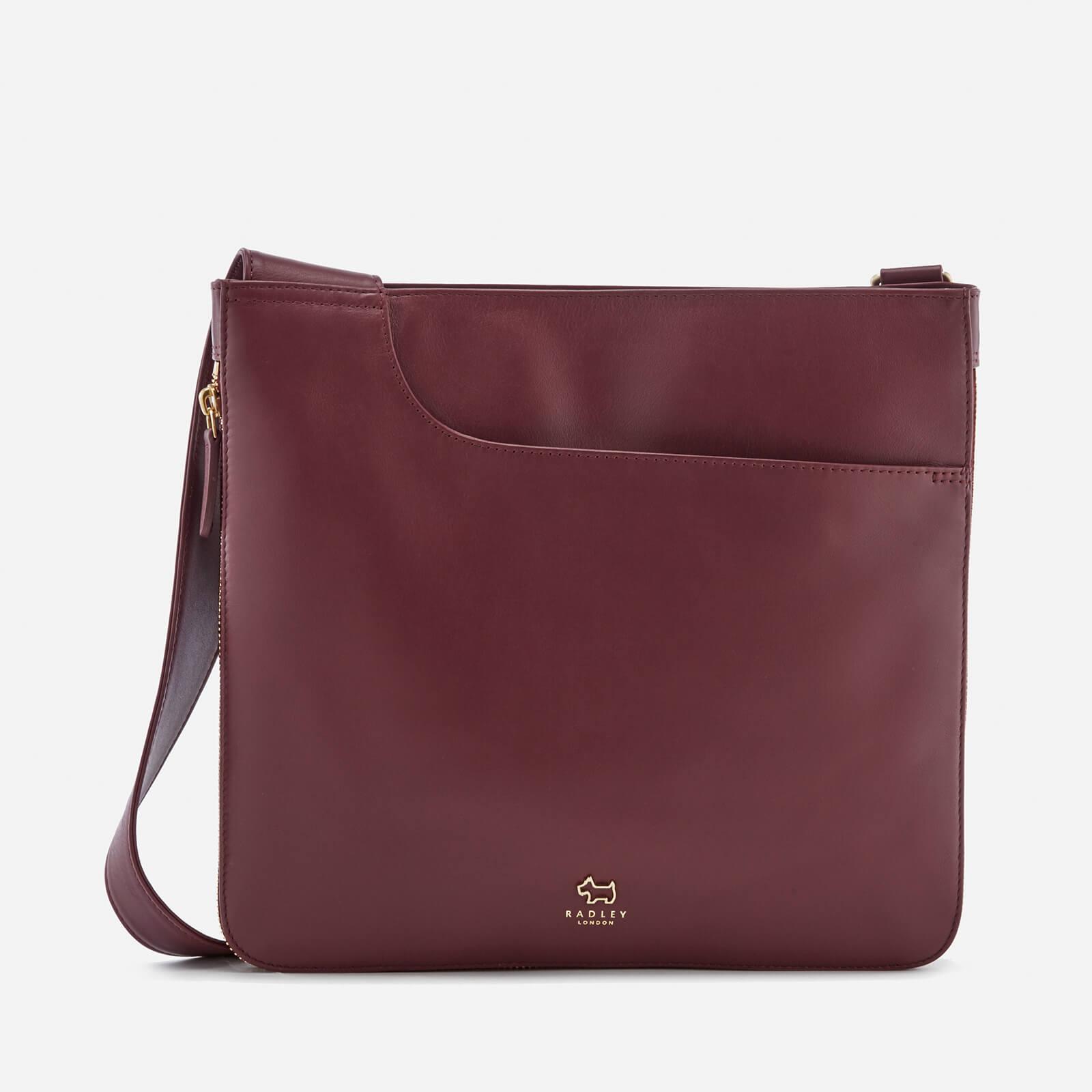 6391ed8b74cc09 Radley Large Pocket Across Body Bag