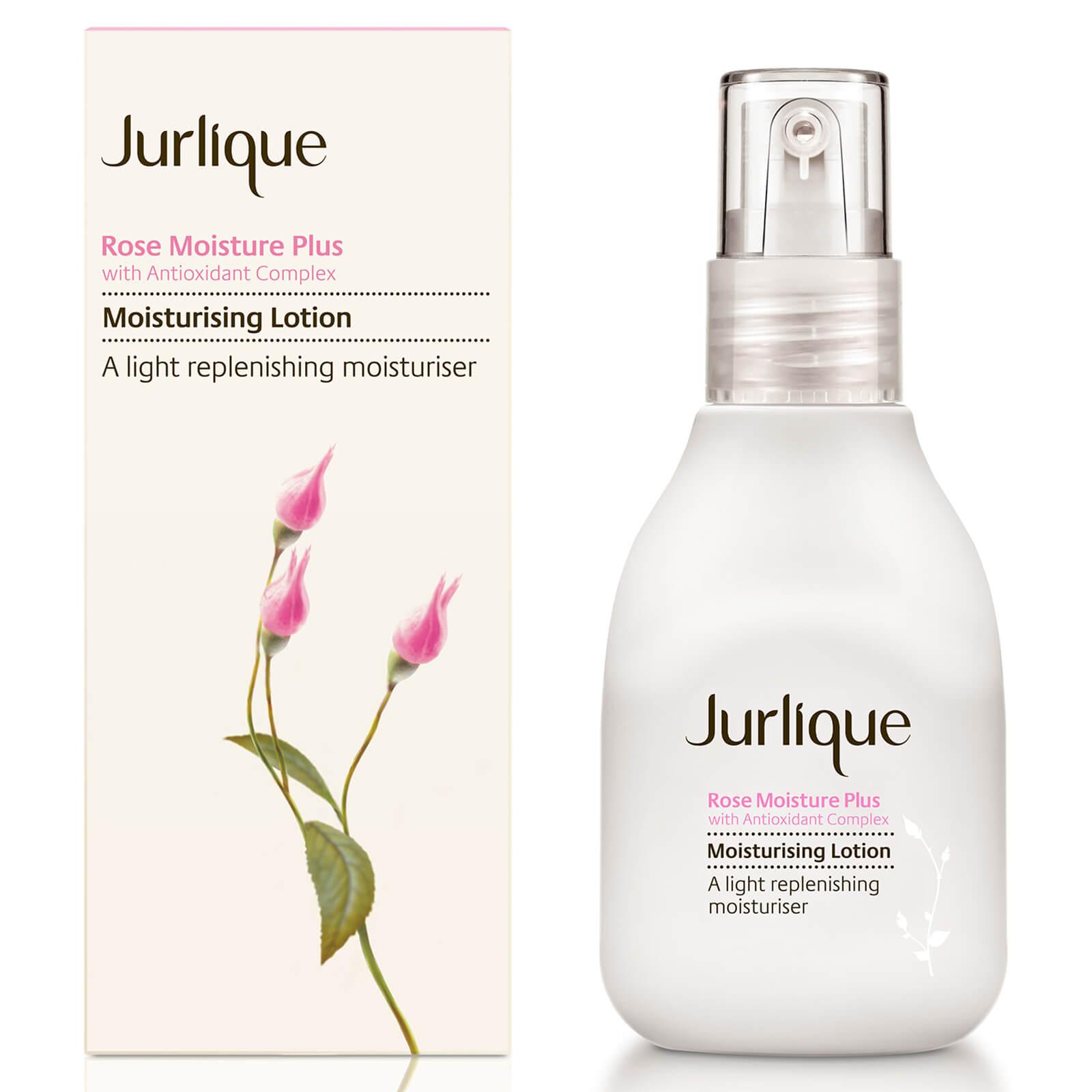 Jurlique Rose Moisture Plus Moisturising Lotion 50ml Beautyexpert Olay