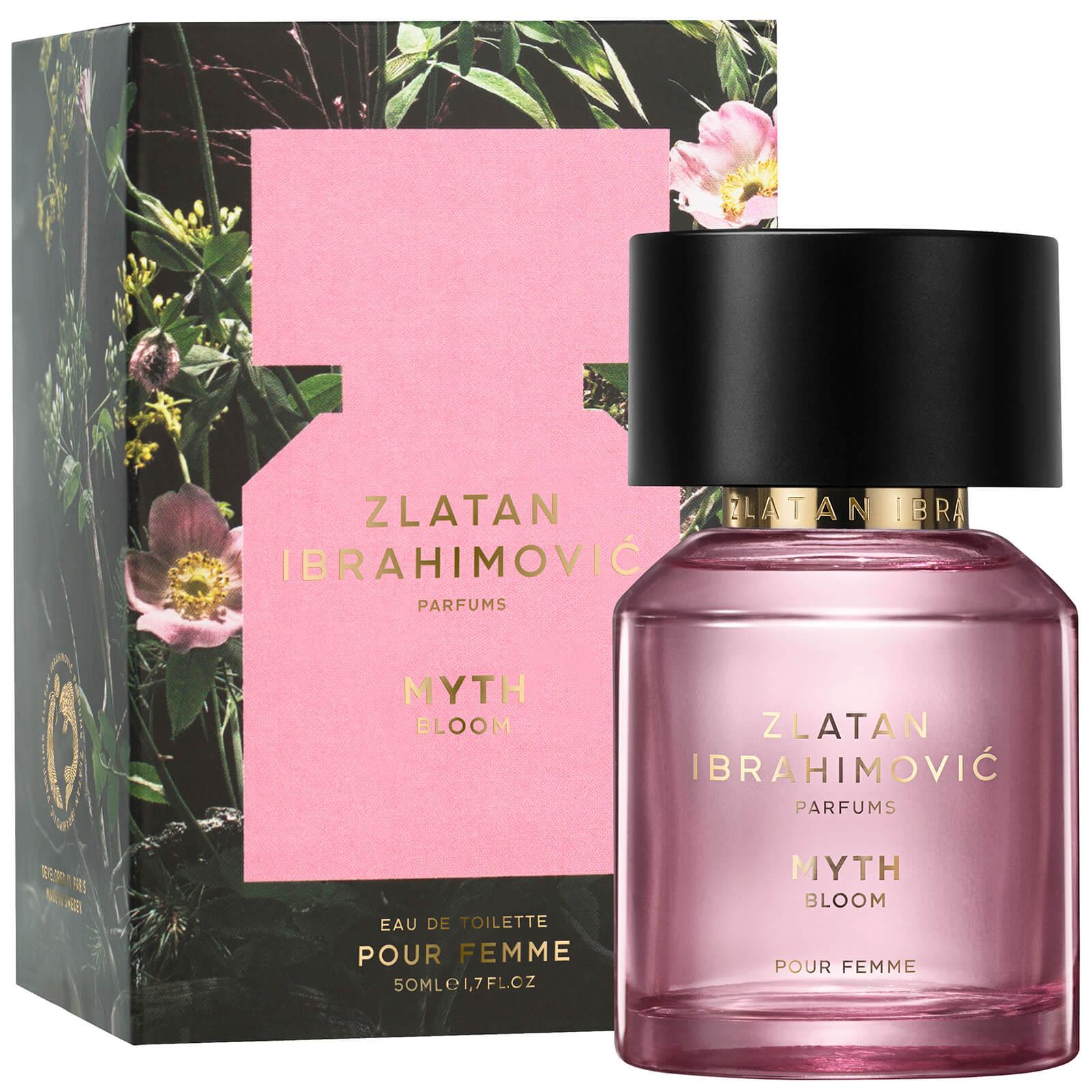 Zlatan ibrahimovic parfums myth bloom femme eau de toilette 50ml zlatan ibrahimovic parfums myth bloom femme eau de toilette 50ml izmirmasajfo