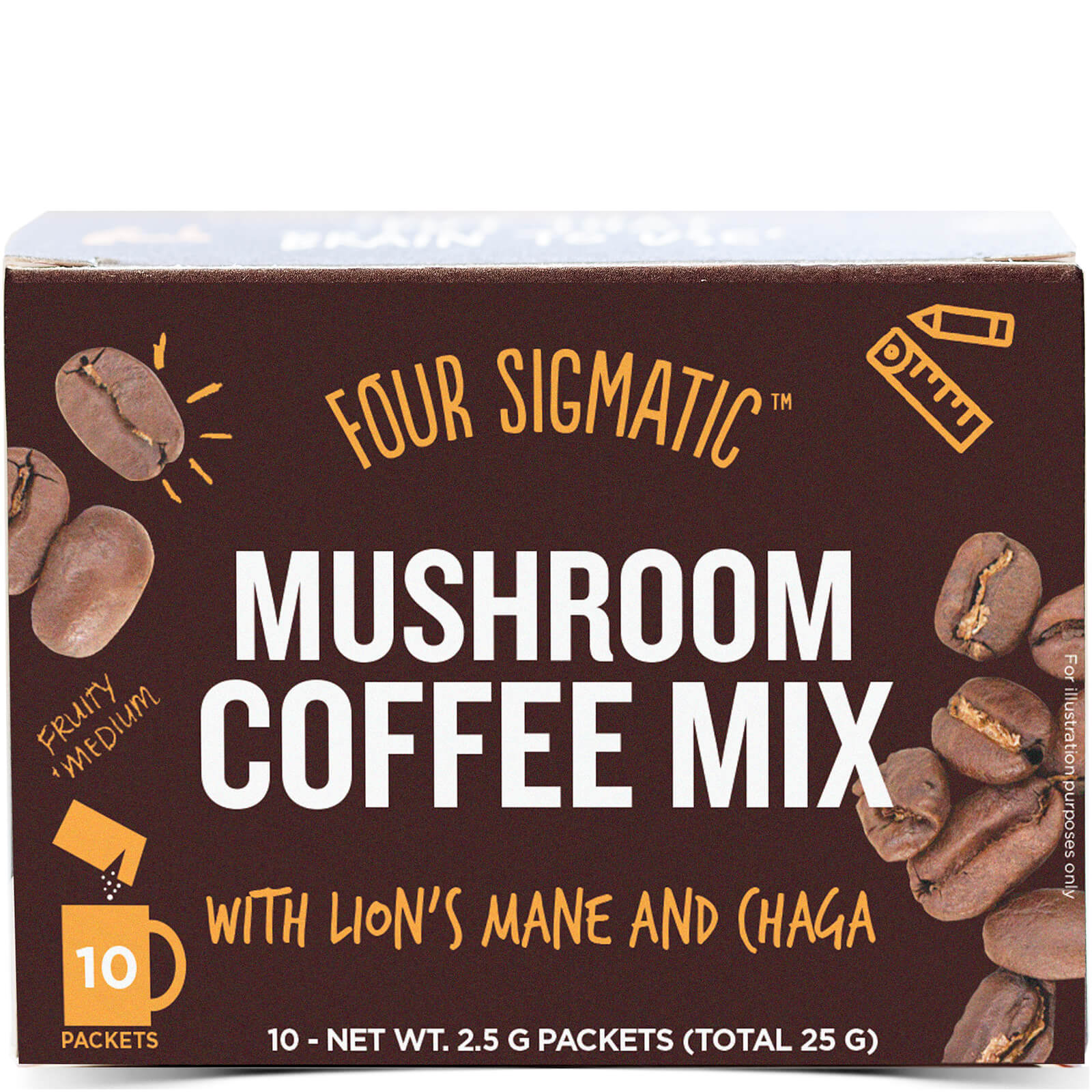 Four Sigmatic Coffee Lion