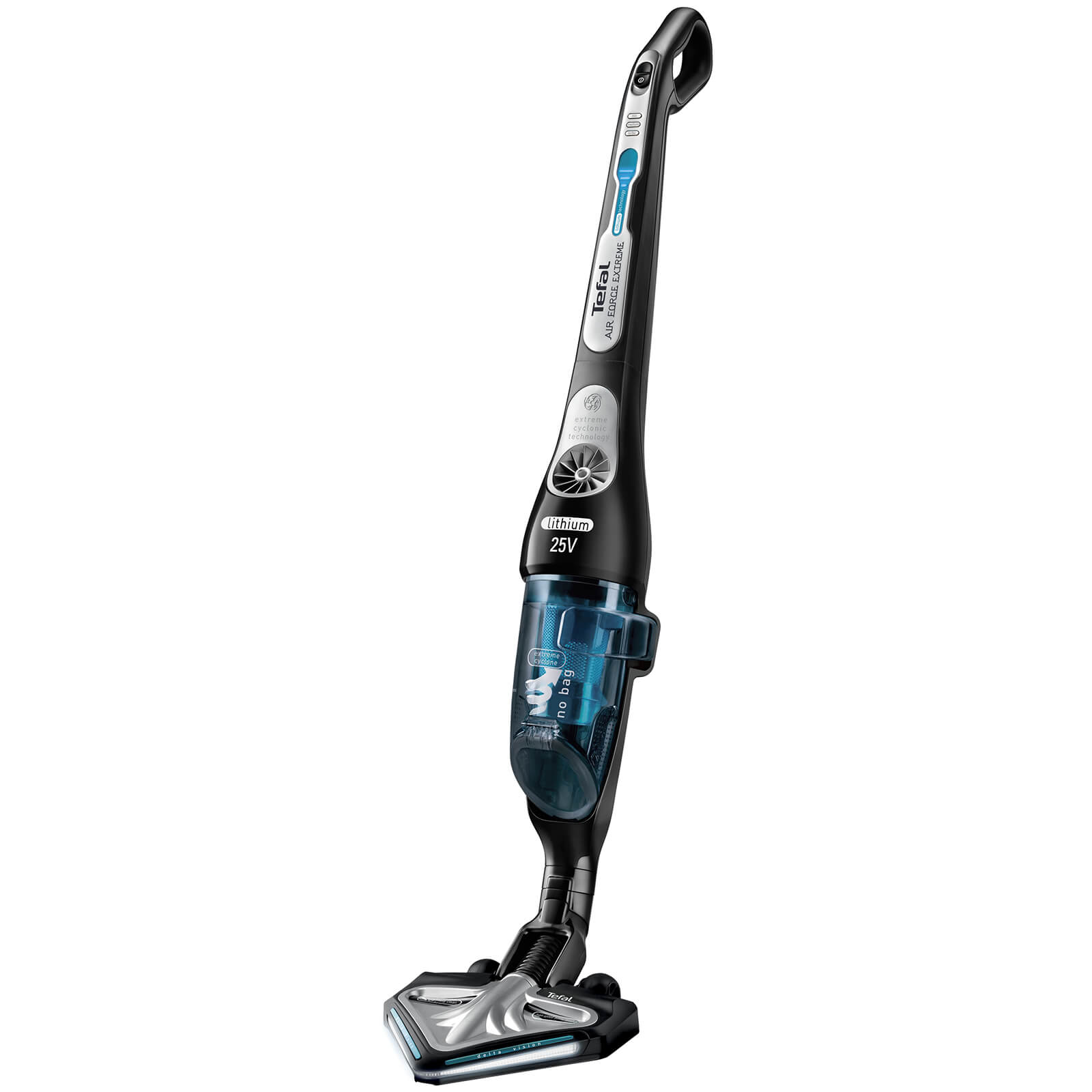 Tefal TY8865 HO Airforce 25V Upright Vacuum