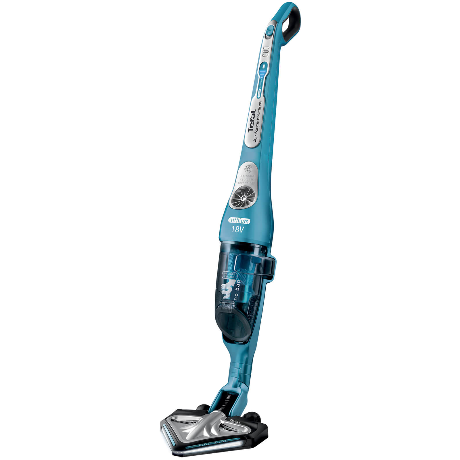 Tefal TY8841 Air Force 18V Upright Vacuum Cleaner
